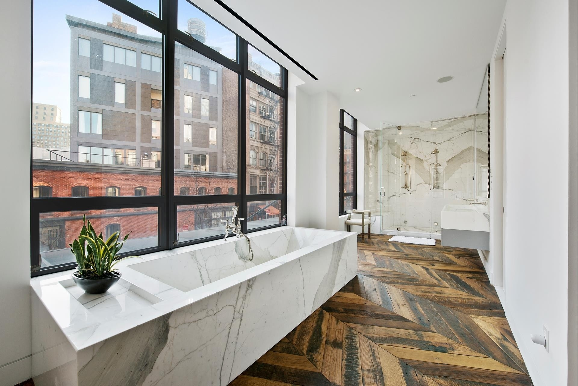6. Condominiums for Sale at 1 North Moore St, TOWNHOUSE TriBeCa, New York, NY 10013