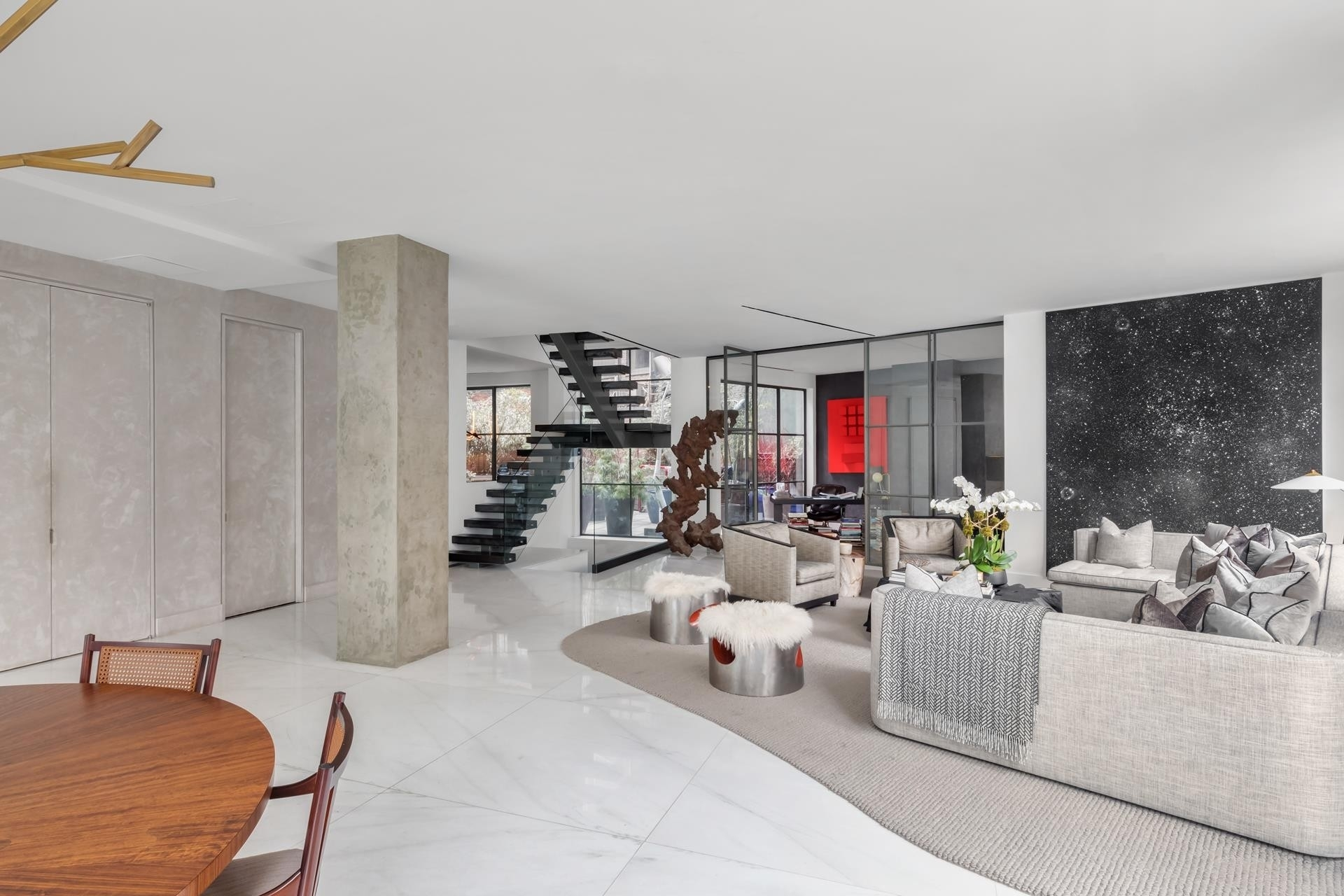 3. Condominiums for Sale at 1 North Moore St, TOWNHOUSE TriBeCa, New York, NY 10013