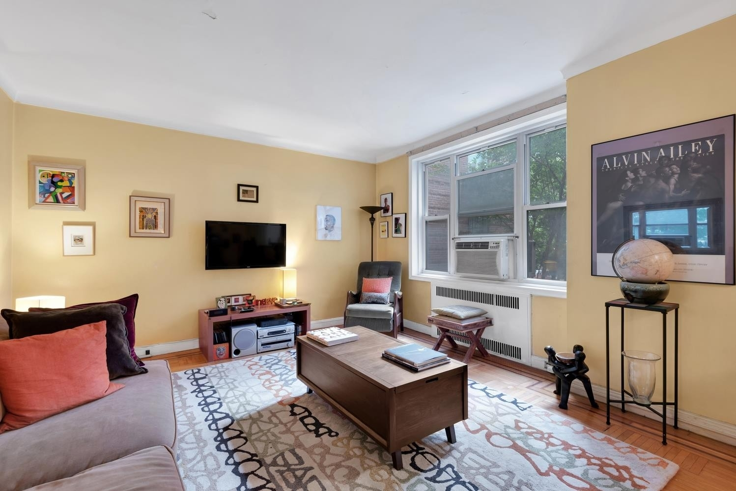 Co-op Properties for Sale at 44 Prospect Park West, A2 Park Slope, Brooklyn, NY 11215