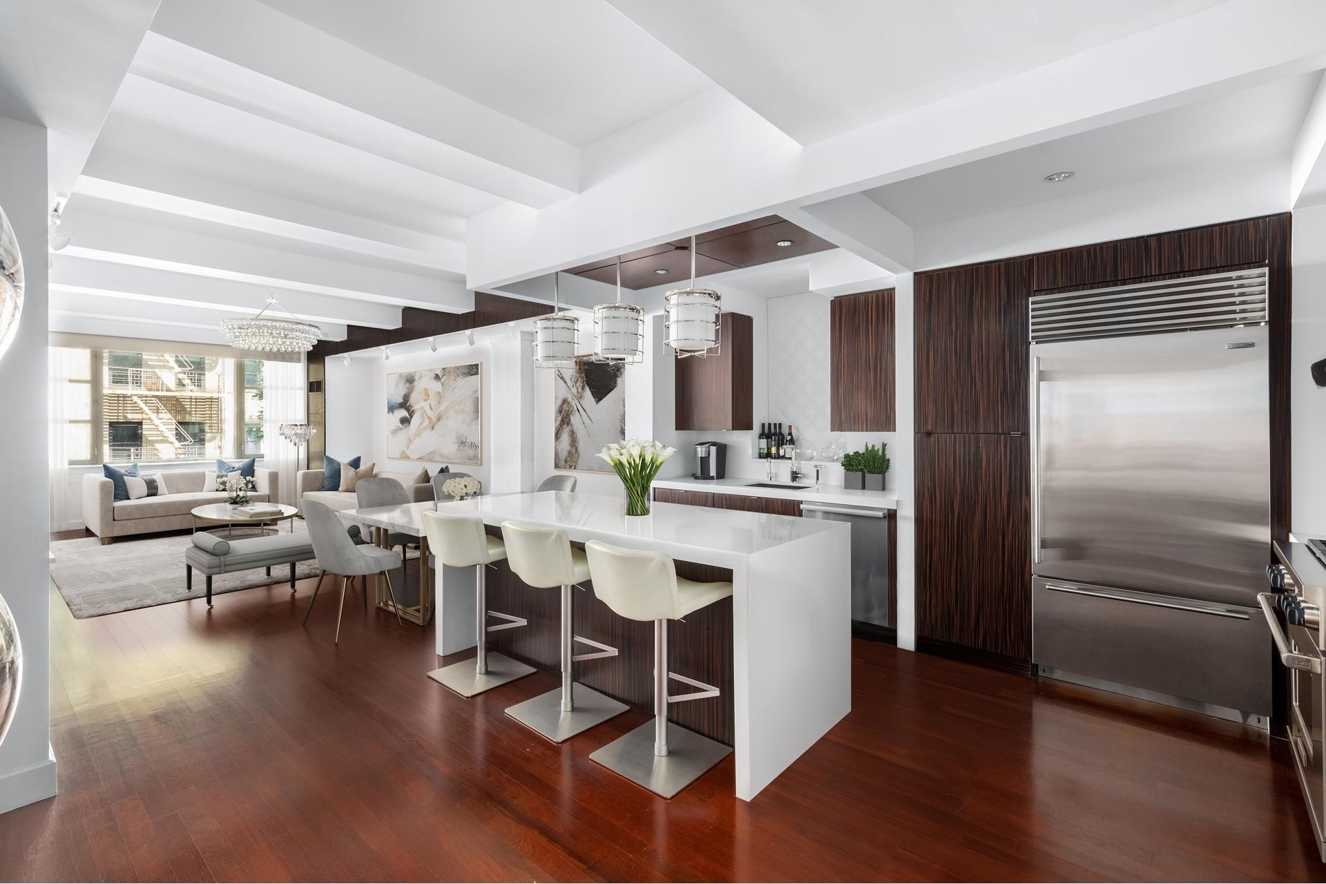 2. Condominiums for Sale at Liberty Lofts, 43 West 64th St, 3D Lincoln Square, New York, NY 10023