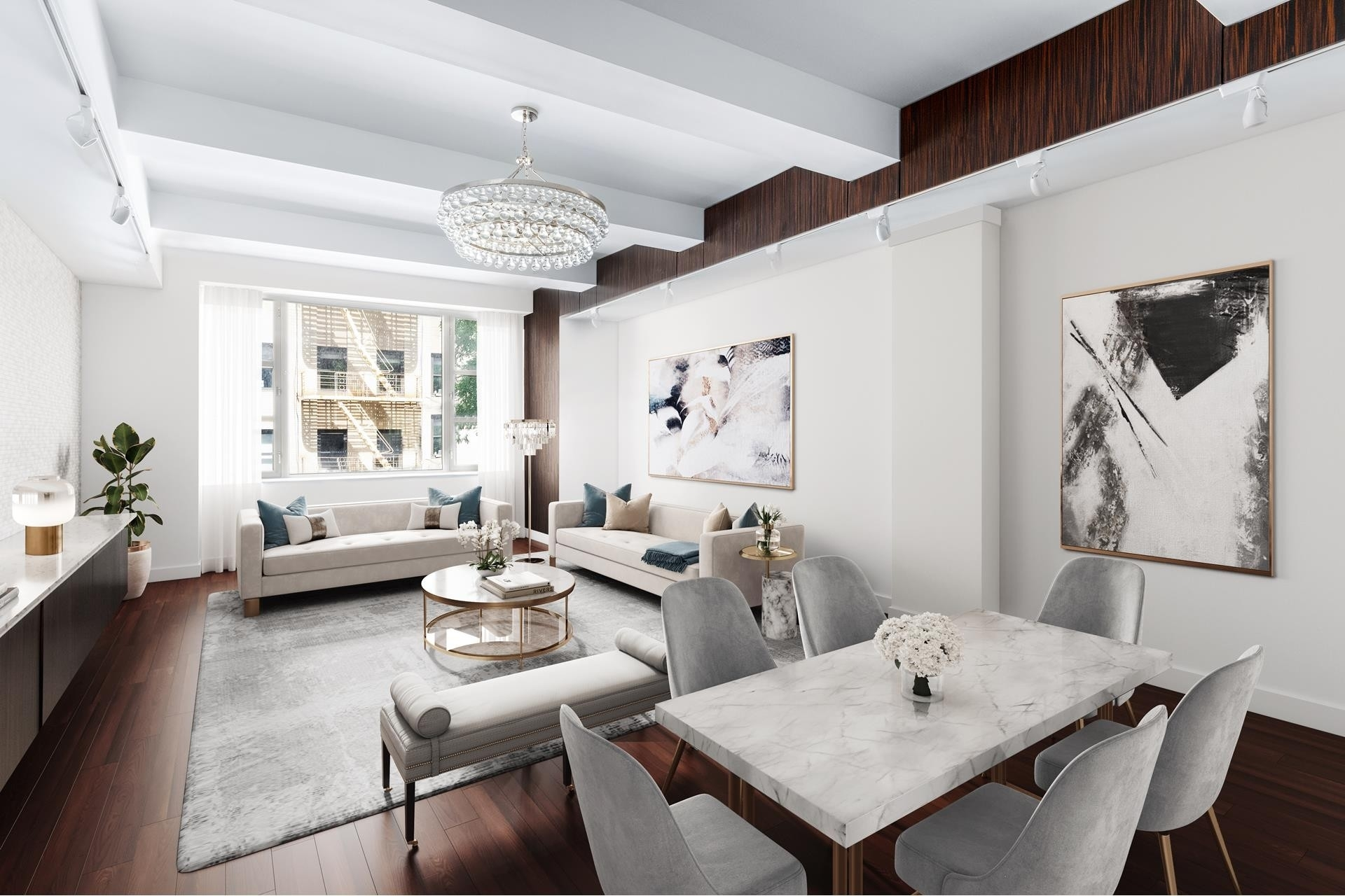 3. Condominiums for Sale at Liberty Lofts, 43 West 64th St, 3D Lincoln Square, New York, NY 10023