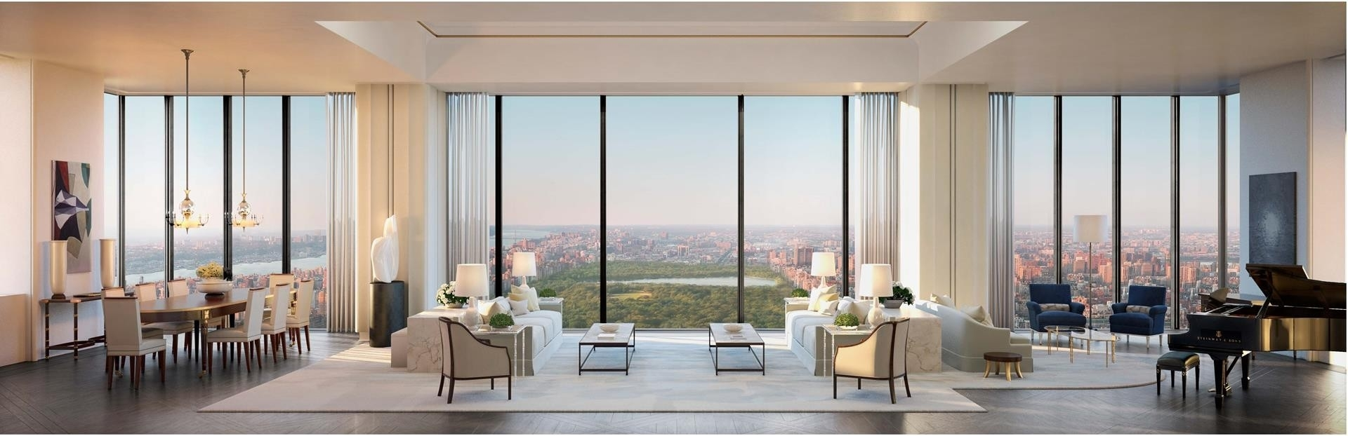 2. Condominiums for Sale at 111 W 57TH ST , PH72 Midtown West, New York, NY 10019