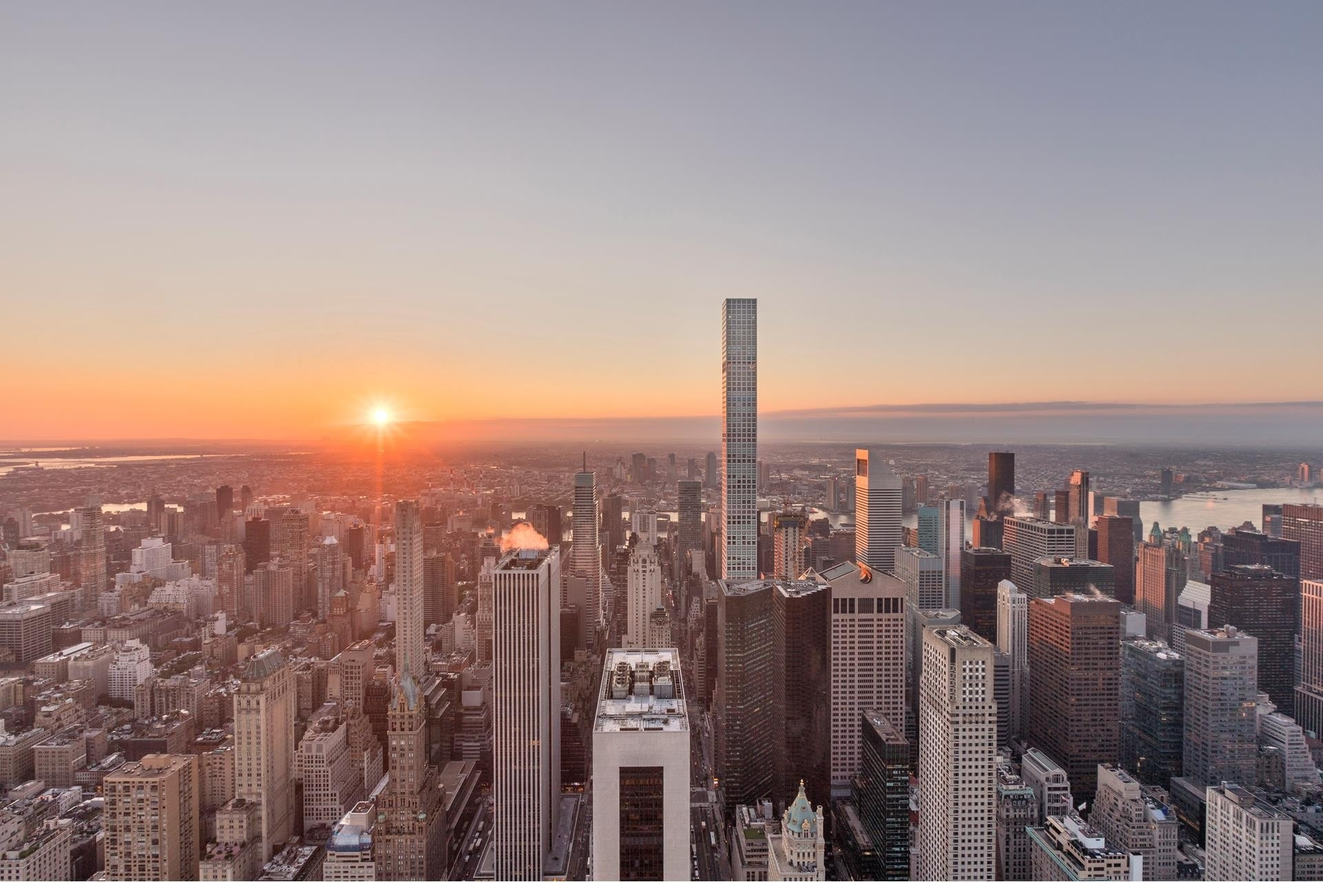 5. Condominiums for Sale at 111 West 57th St, PH72 Midtown West, New York, NY 10019