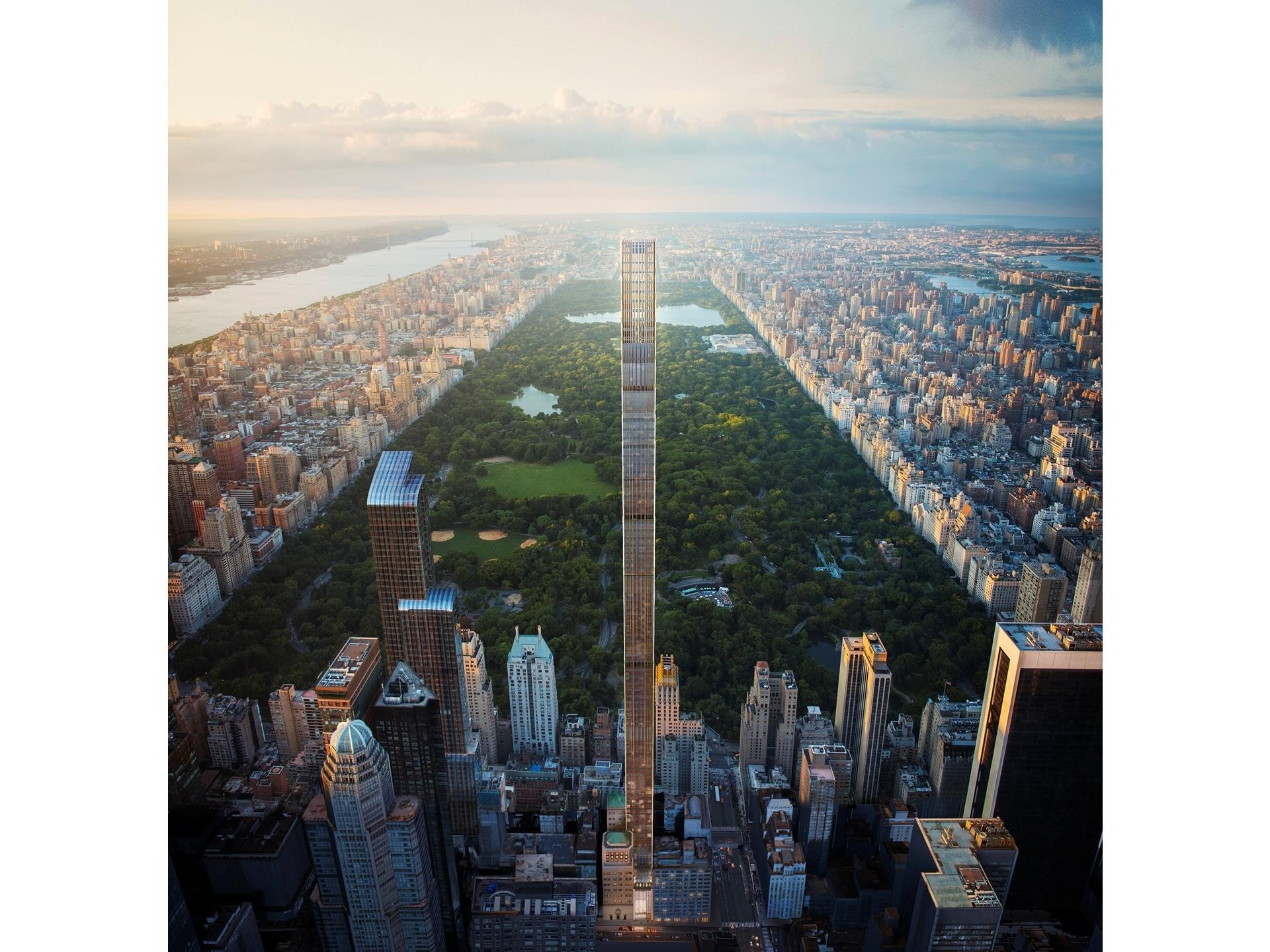 19. Condominiums for Sale at 111 W 57TH ST , PH72 Midtown West, New York, NY 10019