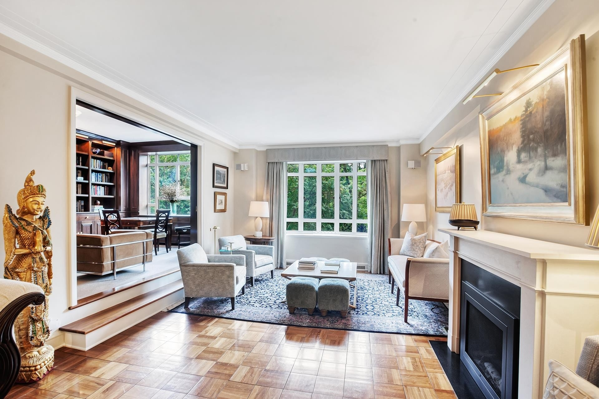 Condominium for Sale at Century, 25 CENTRAL PARK W, 4MN Lincoln Square, New York, NY 10023