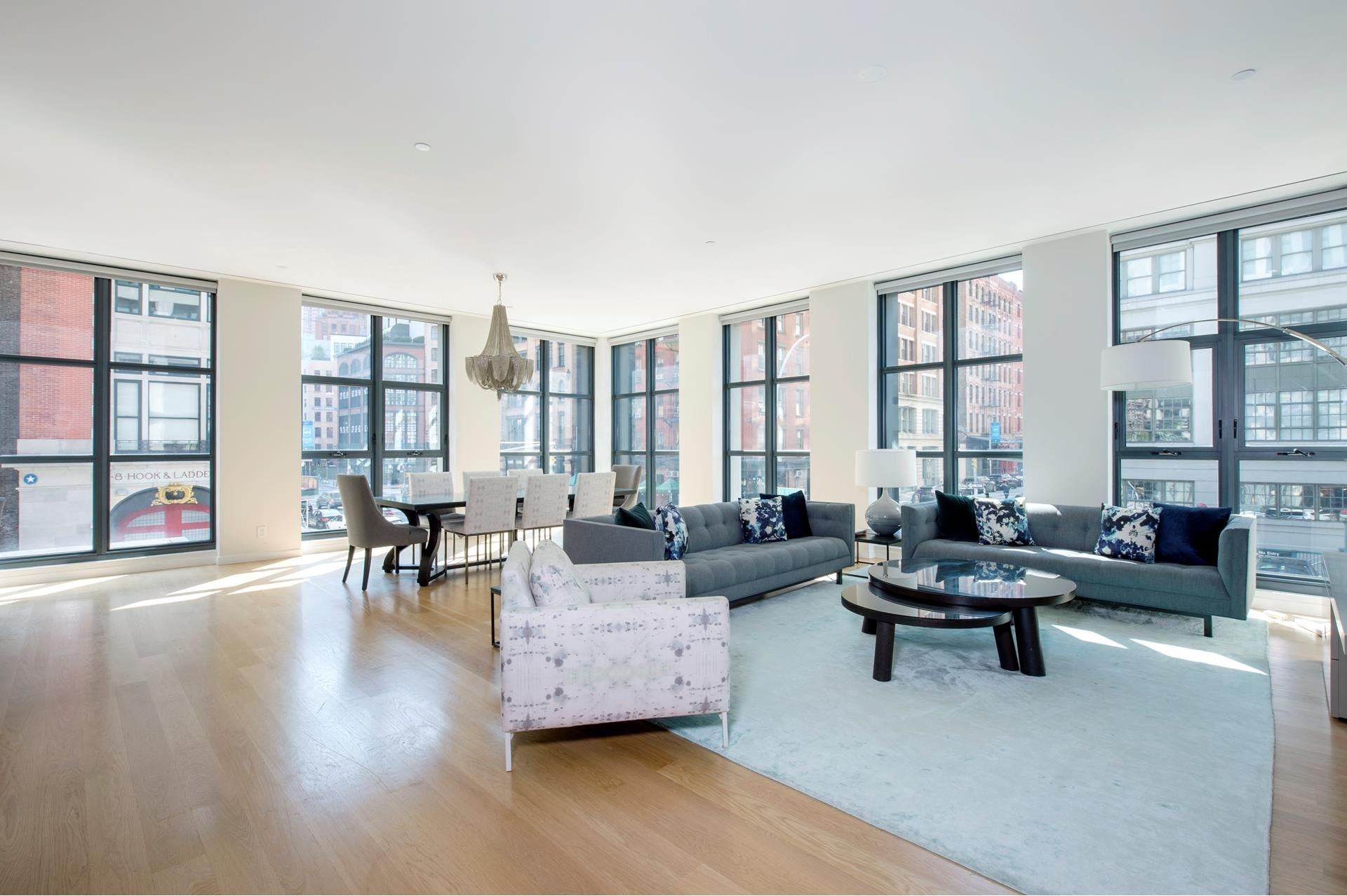 2. Condominiums for Sale at 11 North Moore St, 2C TriBeCa, New York, NY 10013