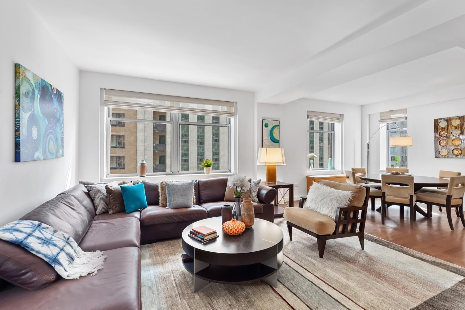 Property at 100 West 58th St, 11AB Midtown West, New York, NY 10019