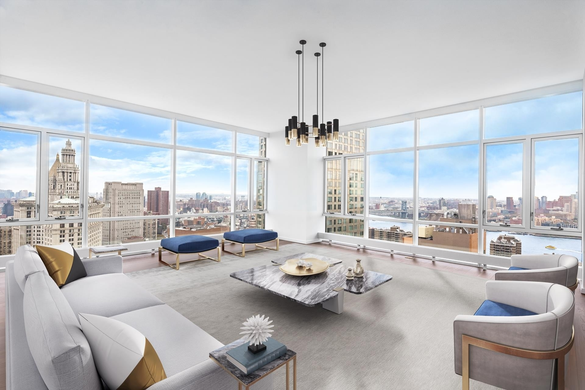 Property at The Beekman Residences, 5 Beekman St, 38AB Financial District, New York, NY 10038