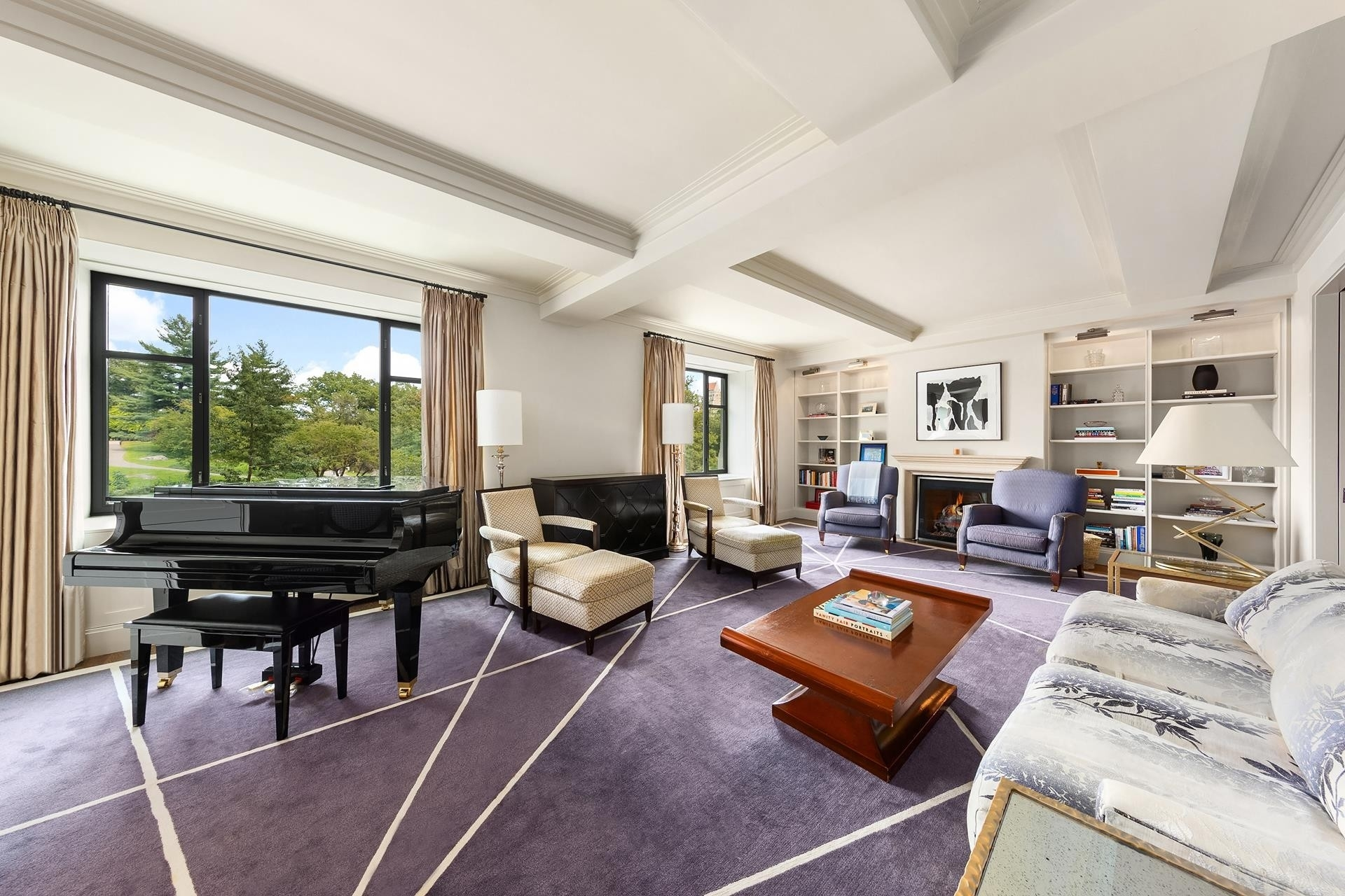 Co-op / Condo for Sale at 110 CENTRAL PARK S, 3B/2E Central Park South, New York, NY 10019
