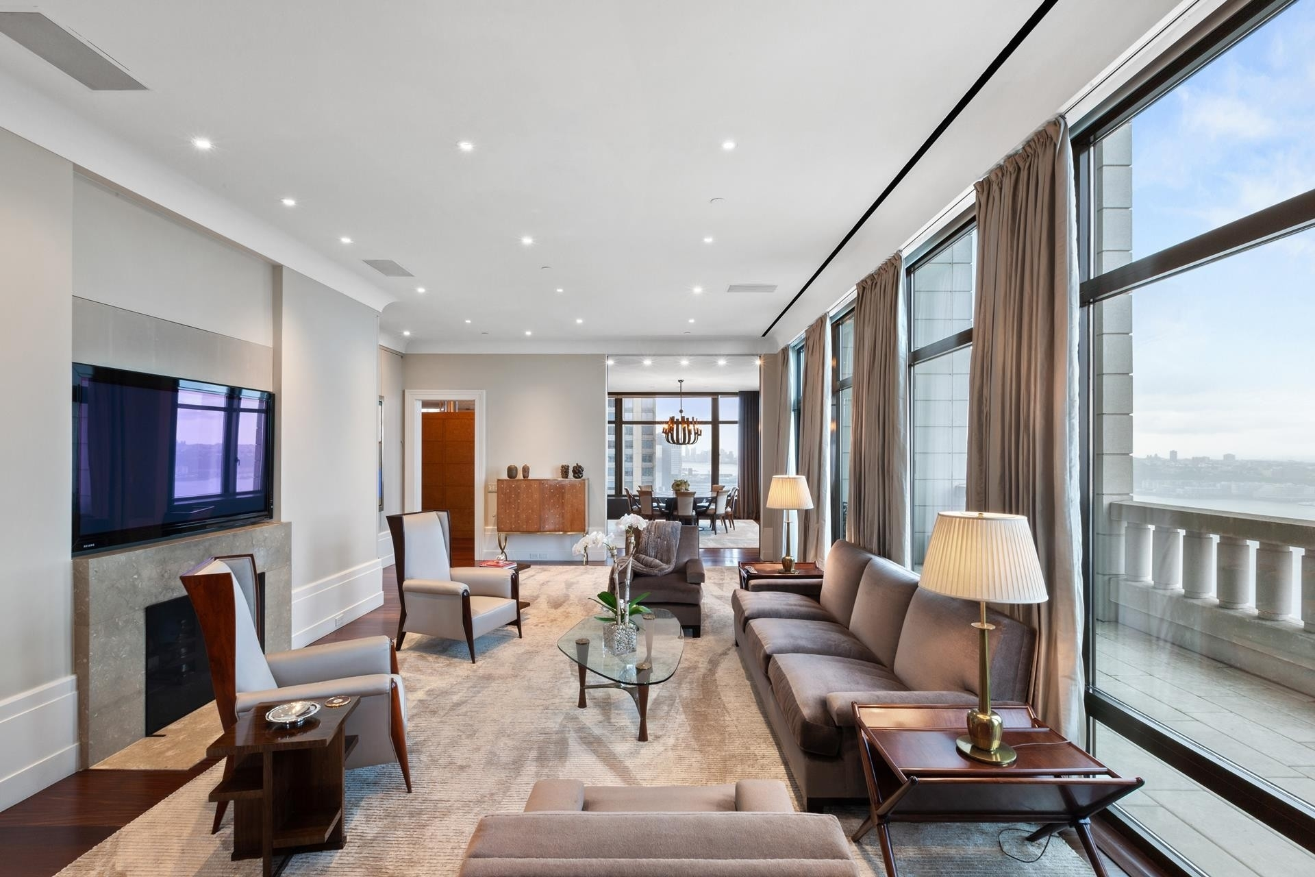 Property at The Heritage, 240 RIVERSIDE BLVD , PH Lincoln Square, New York, NY 10069