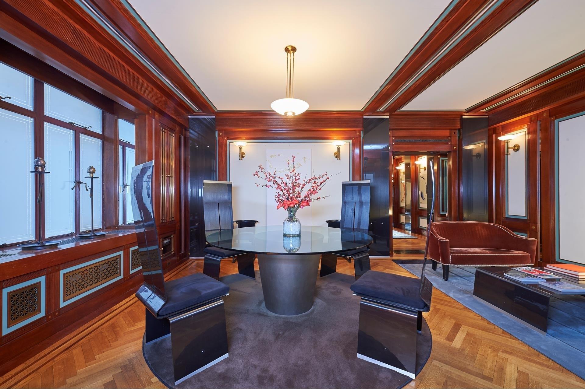Property at THE BERESFORD, 211 Central Park West, 6B Upper West Side, New York, NY 10024