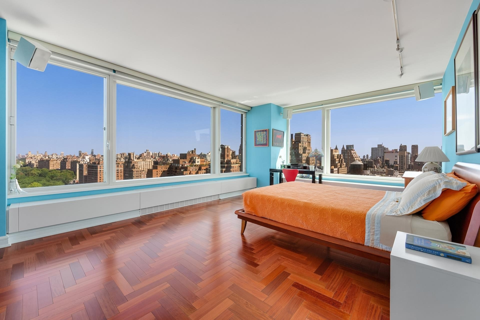 7. Condominiums для того Продажа на The Heritage, 240 RIVERSIDE BLVD , 22A Lincoln Square, New York, NY 10069