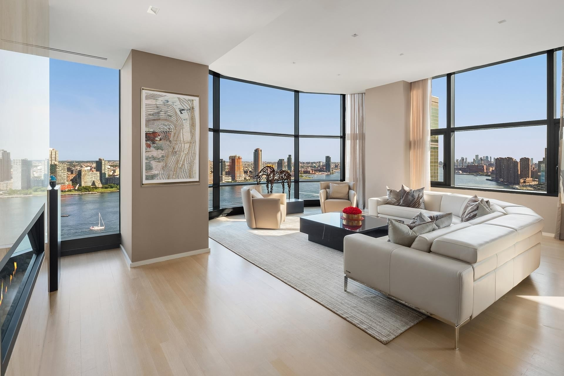 Property at 50 United Nations Plaza, 50 UNITED NATIONS Plaza, 27A Turtle Bay, New York, NY 10017
