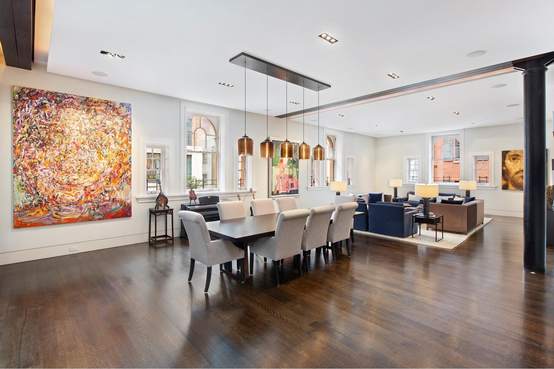 Condominium for Sale at Sixty Collister, 60 Collister St, 2A TriBeCa, New York, NY 10013