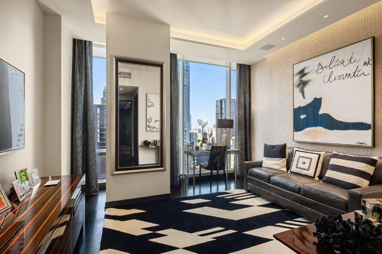 9. Condominiums for Sale at One57, 157 West 57th St, 39B Midtown West, New York, NY 10019
