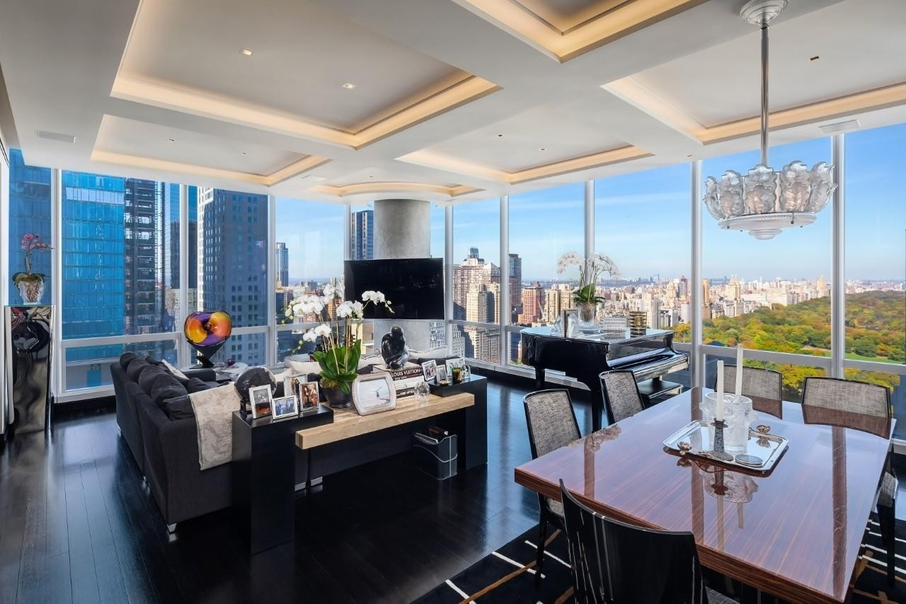 Property en One57, 157 West 57th St, 39B Midtown West, New York, NY 10019