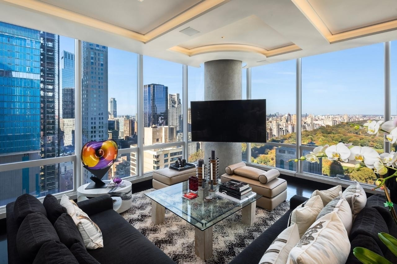 5. Condominiums for Sale at One57, 157 West 57th St, 39B Midtown West, New York, NY 10019