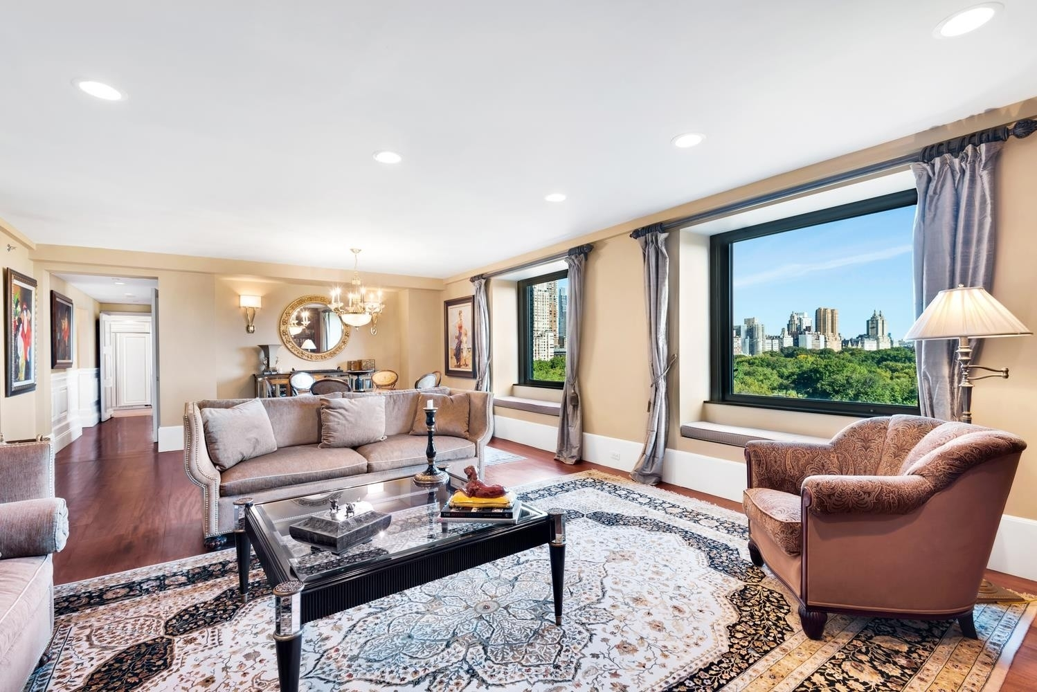 Condominium for Sale at Essex House, 160 CENTRAL PARK S, 1001 Central Park South, New York, NY 10019