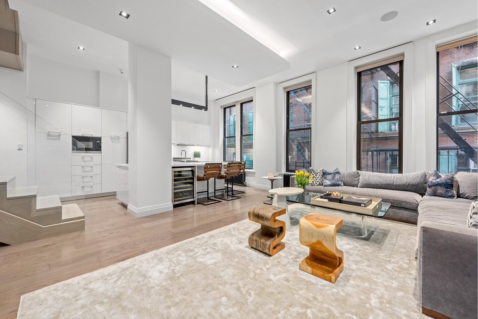 Co-op Properties for Sale at 366 Broadway, 2/3D TriBeCa, New York, NY 10013