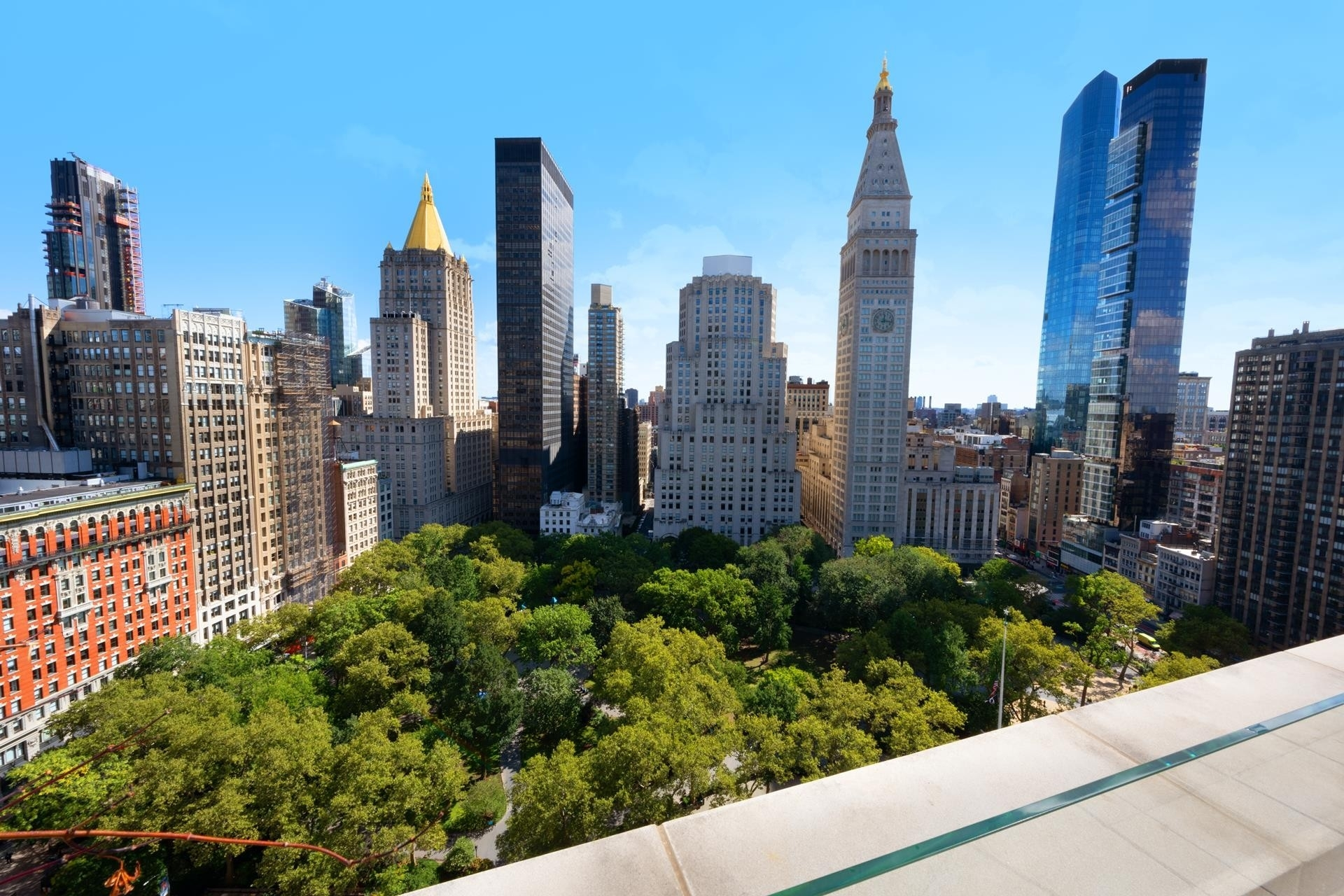 8. Condominiums por un Venta en 10 Madison Square West, 18C Flatiron District, New York, NY 10010