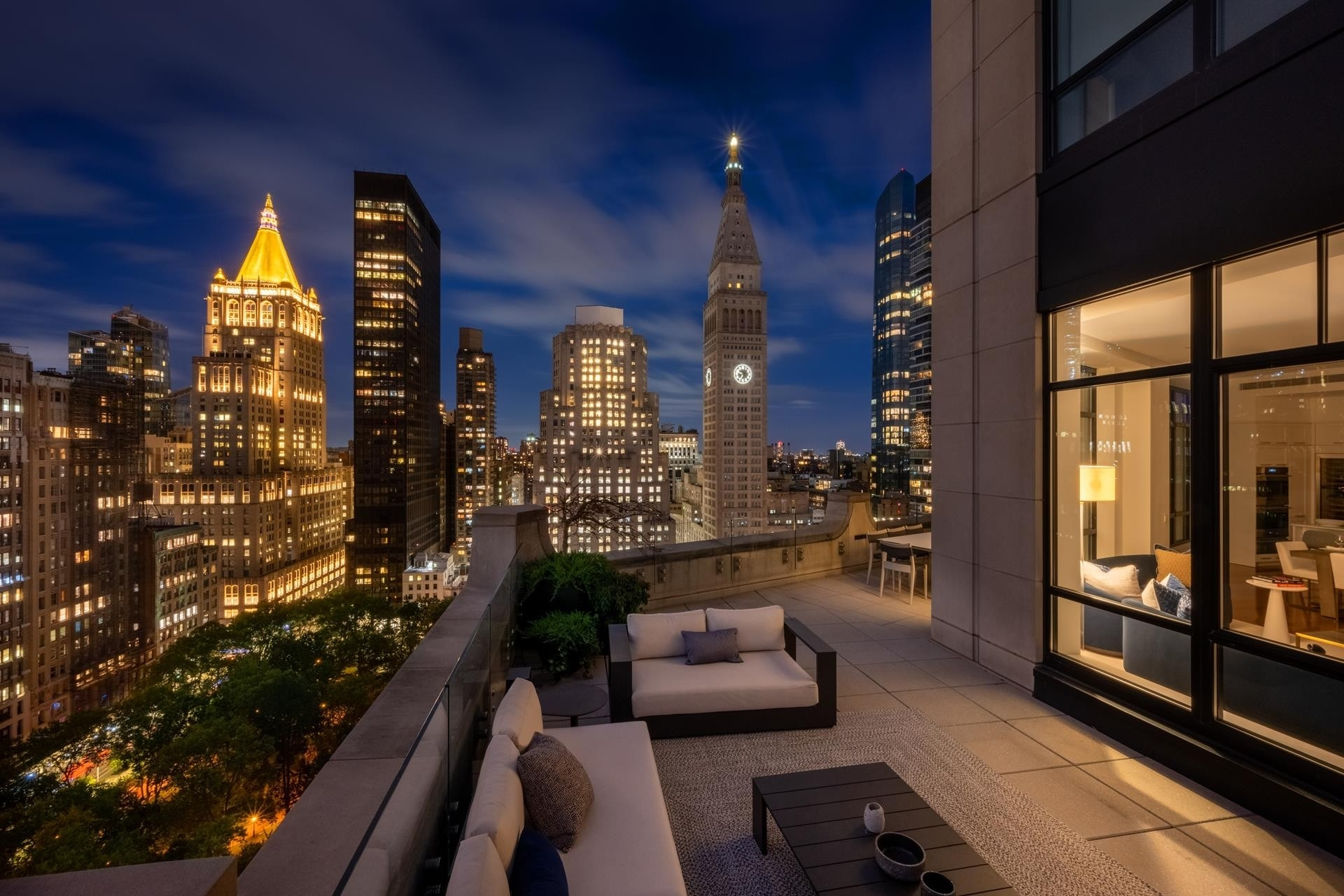 16. Condominiums por un Venta en 10 Madison Square West, 18C Flatiron District, New York, NY 10010