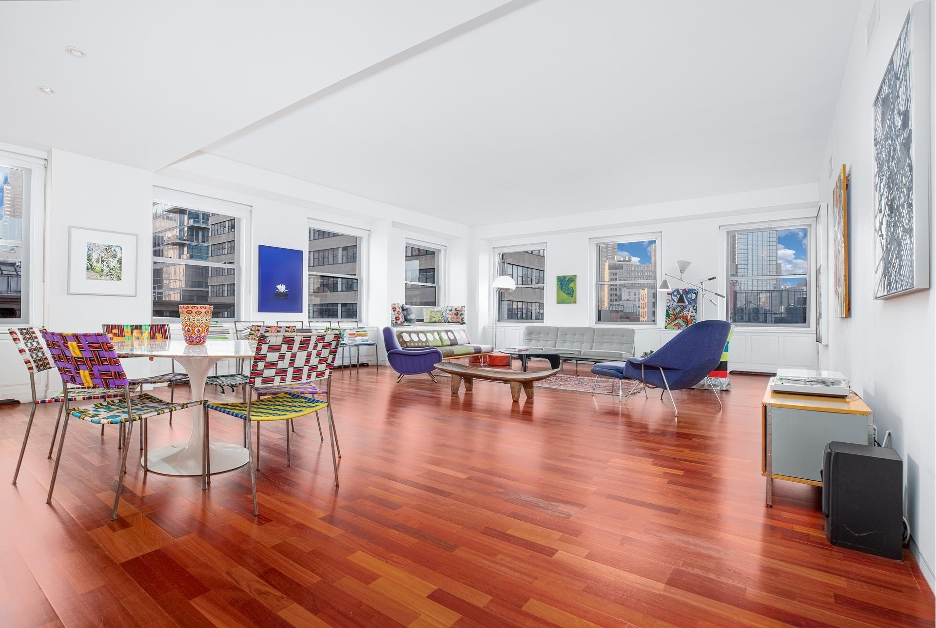 1. Condominiums for Sale at FRANKLIN TOWER, 90 Franklin St, 7S TriBeCa, New York, NY 10013