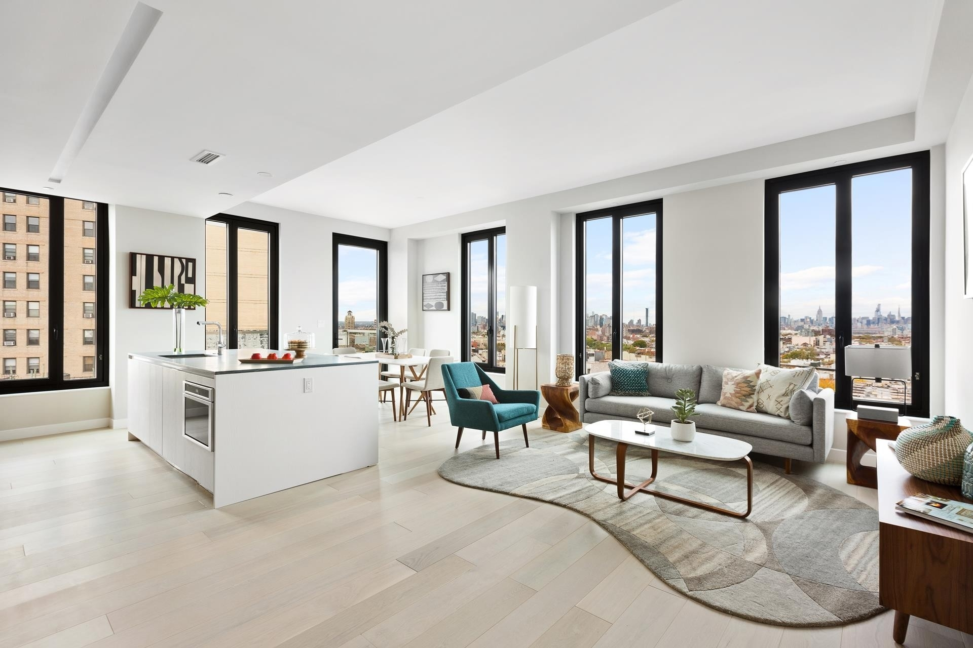 Condominium pour l Vente à 856 WASHINGTON AVE , 11A Prospect Heights, Brooklyn, NY 11238