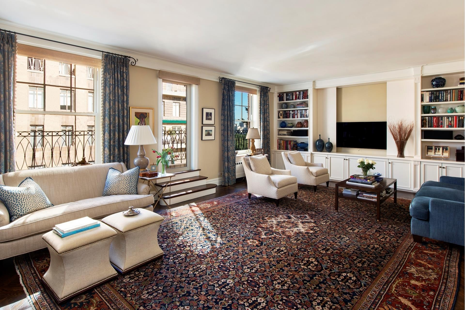 3. Co-op Properties для того Продажа на 101 Central Park West, 16G Lincoln Square, New York, NY 10023