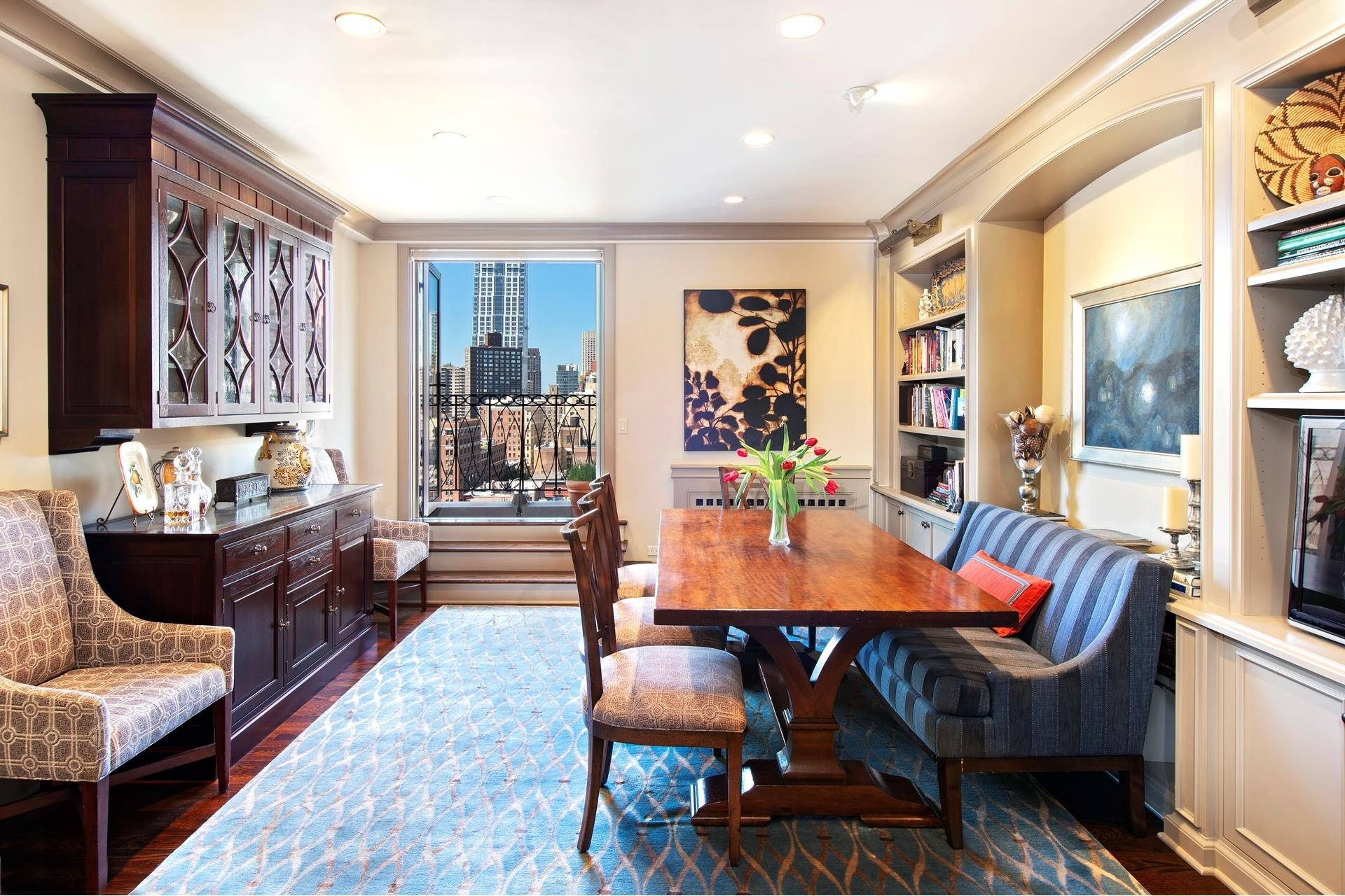 4. Co-op Properties для того Продажа на 101 Central Park West, 16G Lincoln Square, New York, NY 10023