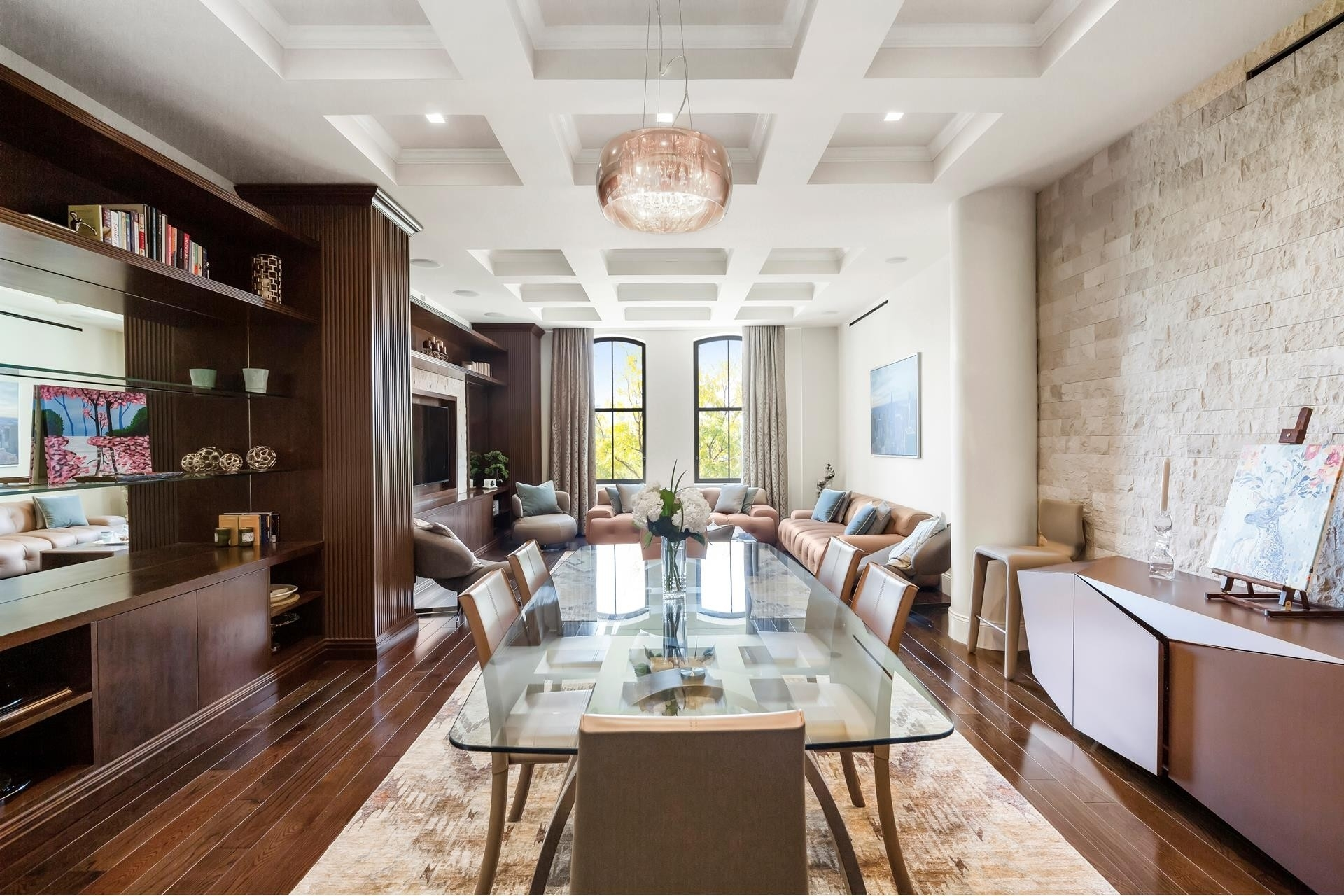 Condominium for Sale at 250 West St, 2C TriBeCa, New York, NY 10013