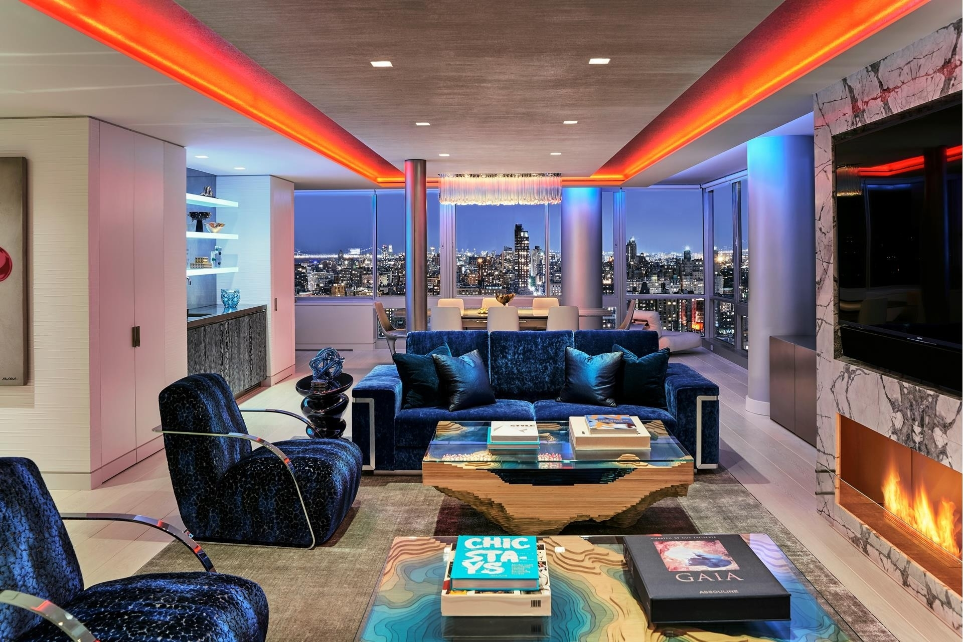3. Condominiums for Sale at PARK MILLENNIUM, 111 West 67th St, 35DEF Lincoln Square, New York, NY 10023