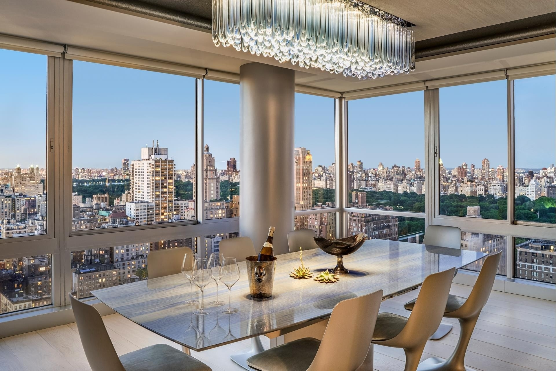6. Condominiums for Sale at PARK MILLENNIUM, 111 West 67th St, 35DEF Lincoln Square, New York, NY 10023