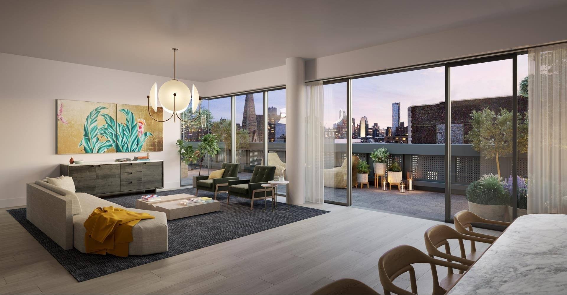 Condominium for Sale at 45 E 7TH ST , PH East Village, New York, NY 10003