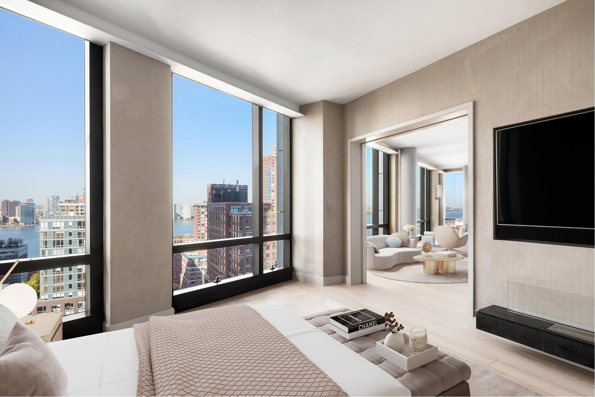 16. Condominiums for Sale at 101 Warren St, 2420 TriBeCa, New York, NY 10007