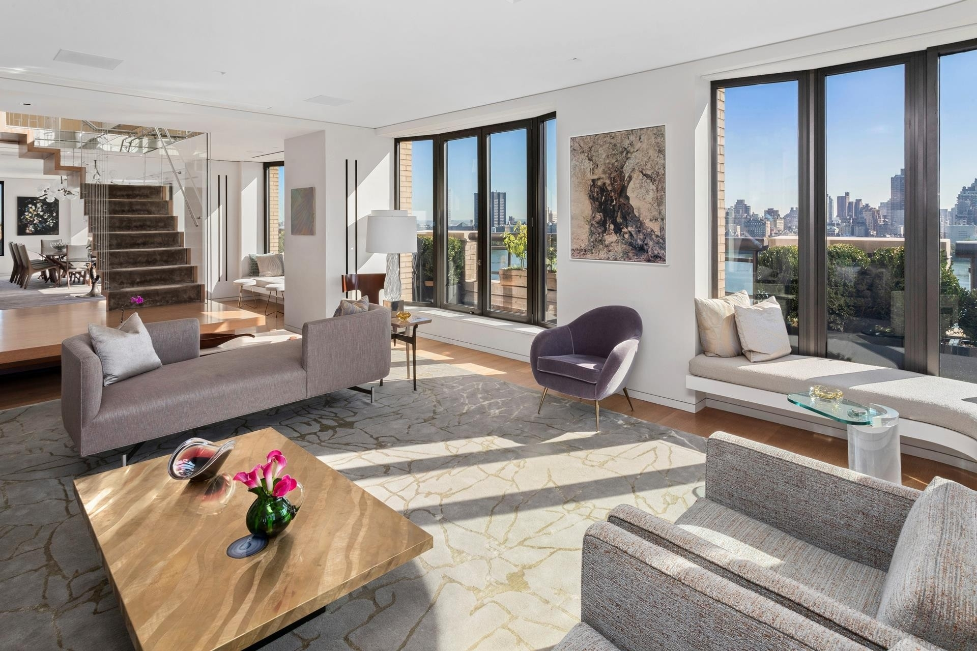 4. Condominiums for Sale at 279 CPW, 279 Central Park West, PHBA Upper West Side, New York, NY 10024