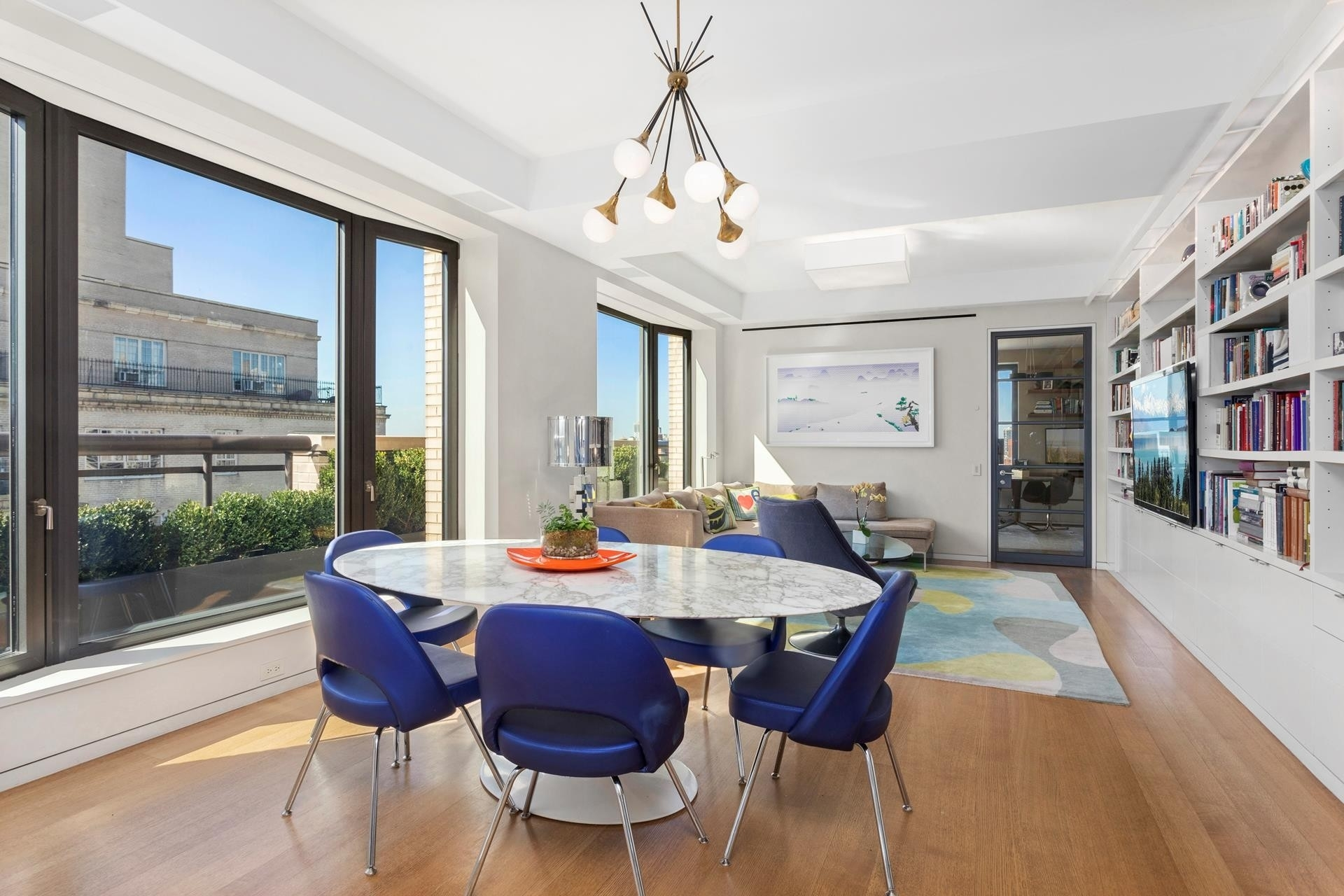 9. Condominiums for Sale at 279 CPW, 279 Central Park West, PHBA Upper West Side, New York, NY 10024