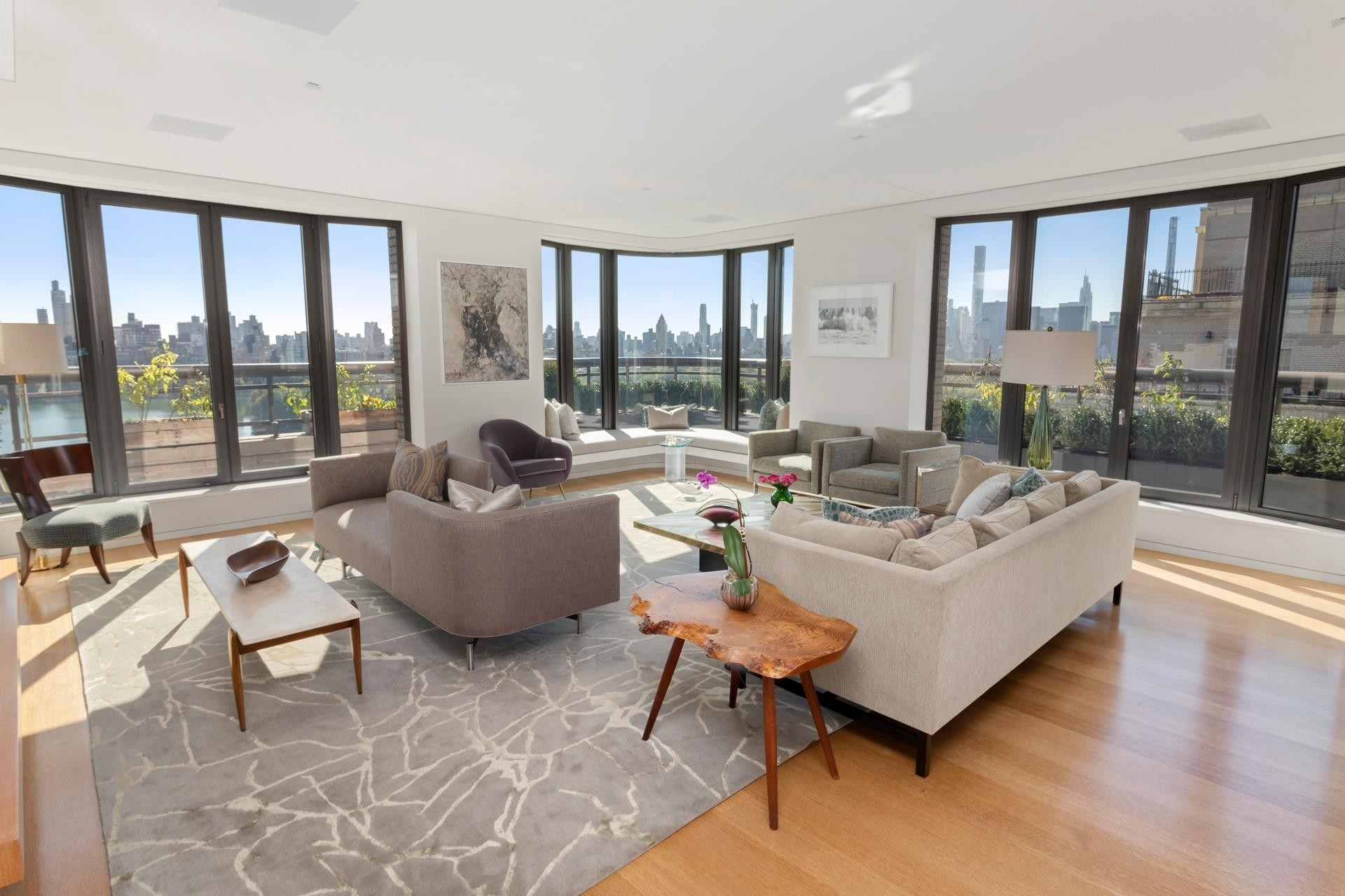 5. Condominiums for Sale at 279 CPW, 279 Central Park West, PHBA Upper West Side, New York, NY 10024