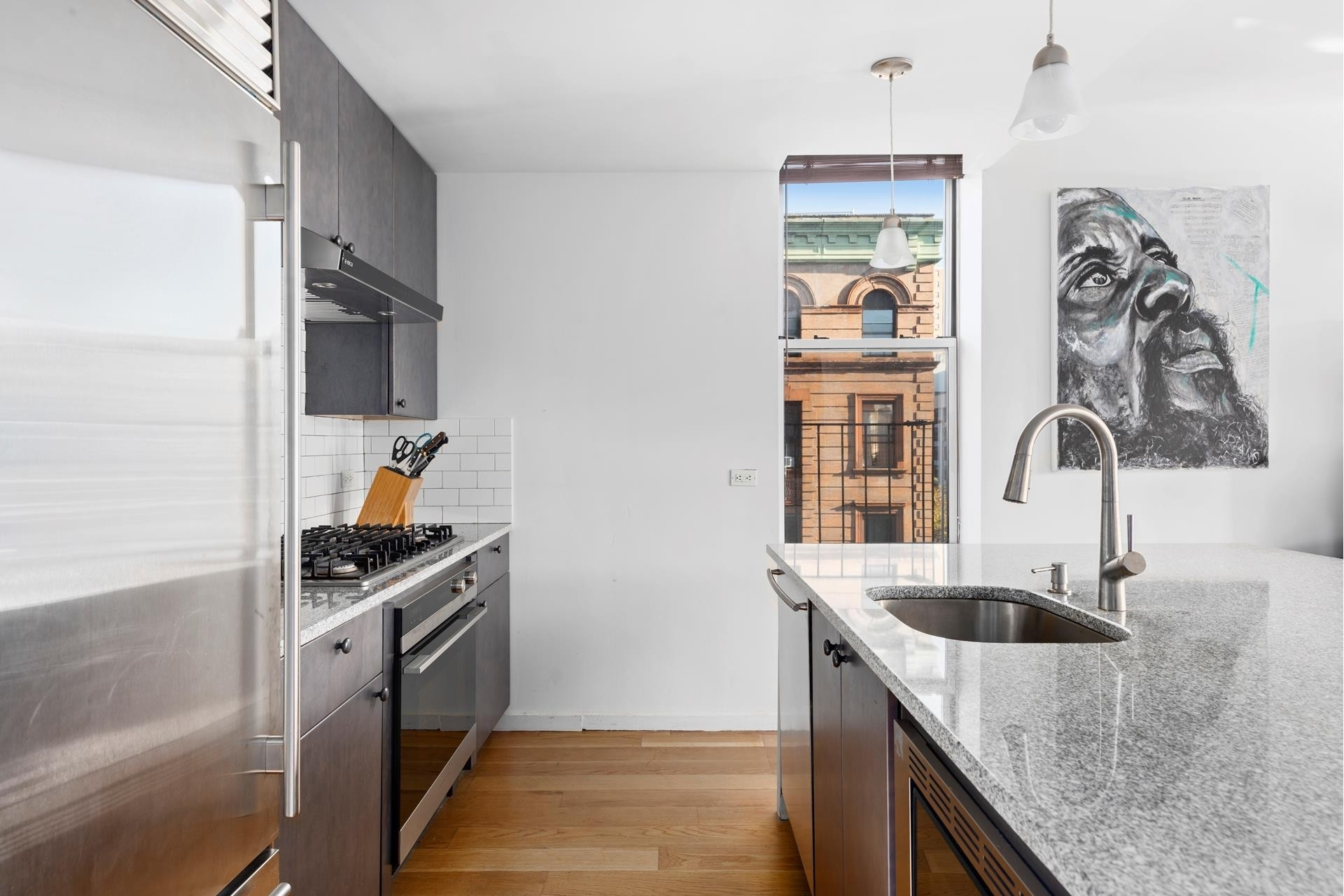 4. Condominiums for Sale at One Striver's Row, 2605 Frederick Douglass Boulevard, 4B Central Harlem, New York, NY 10030
