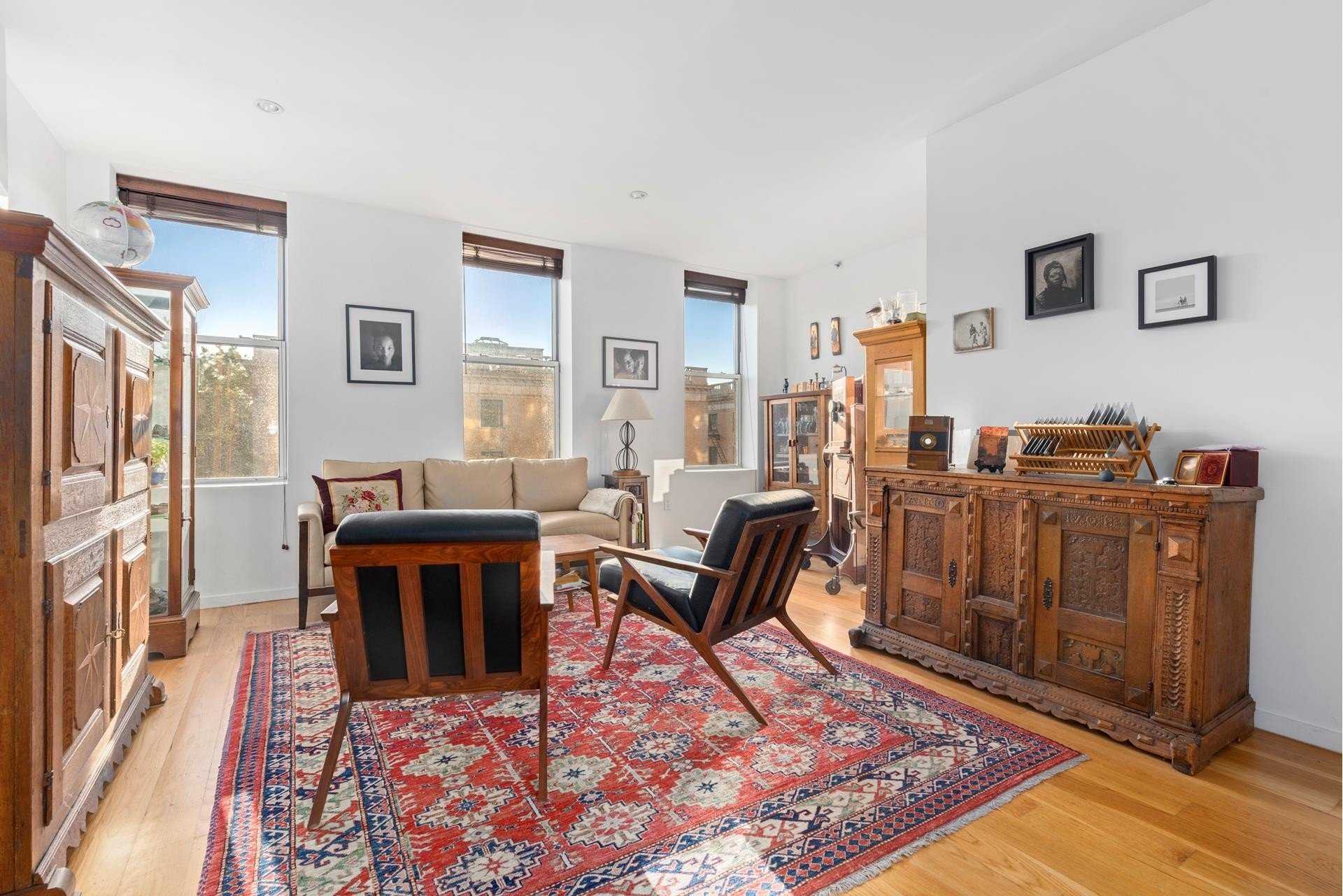 2. Condominiums for Sale at One Striver's Row, 2605 Frederick Douglass Boulevard, 4B Central Harlem, New York, NY 10030