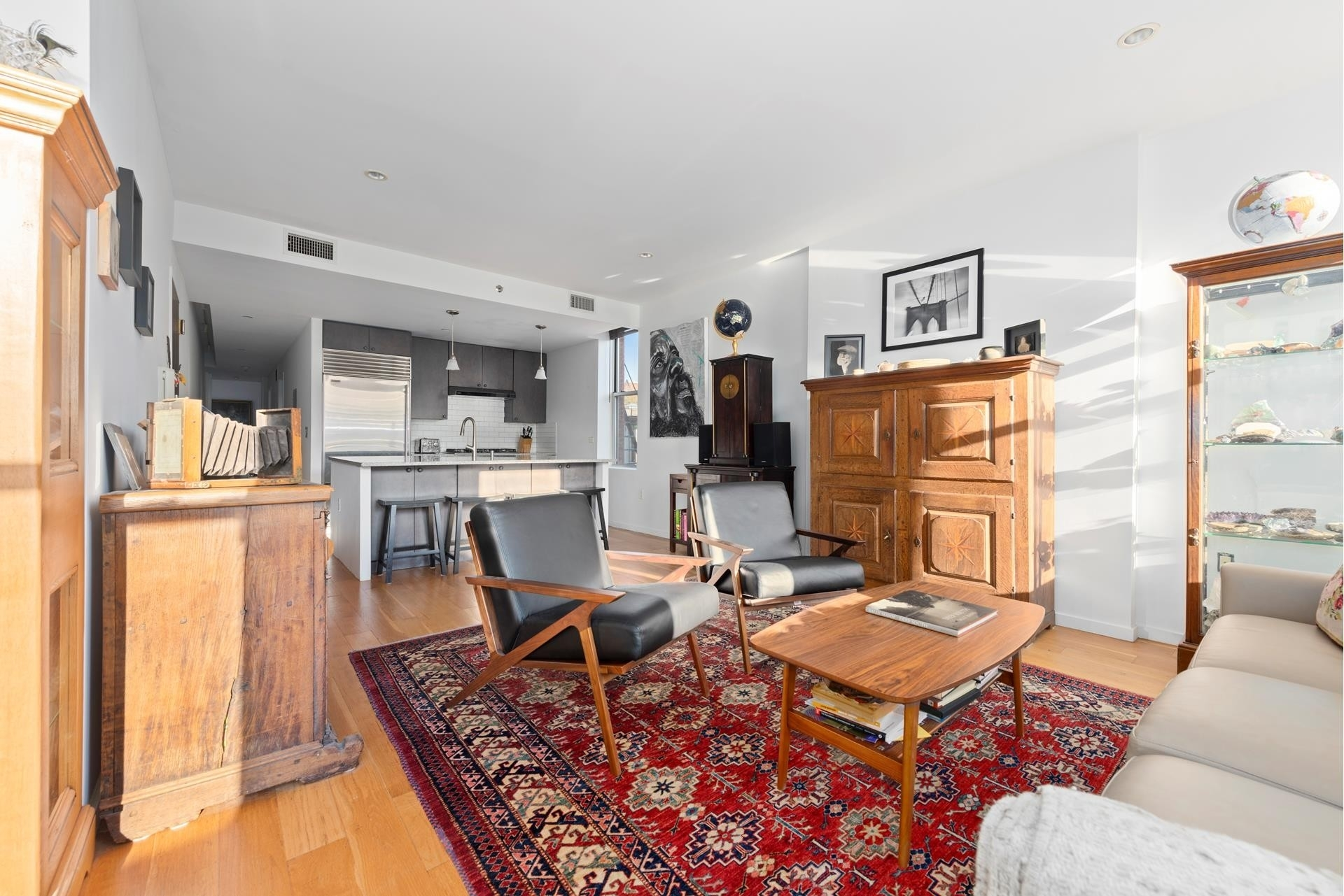 3. Condominiums for Sale at One Striver's Row, 2605 Frederick Douglass Boulevard, 4B Central Harlem, New York, NY 10030