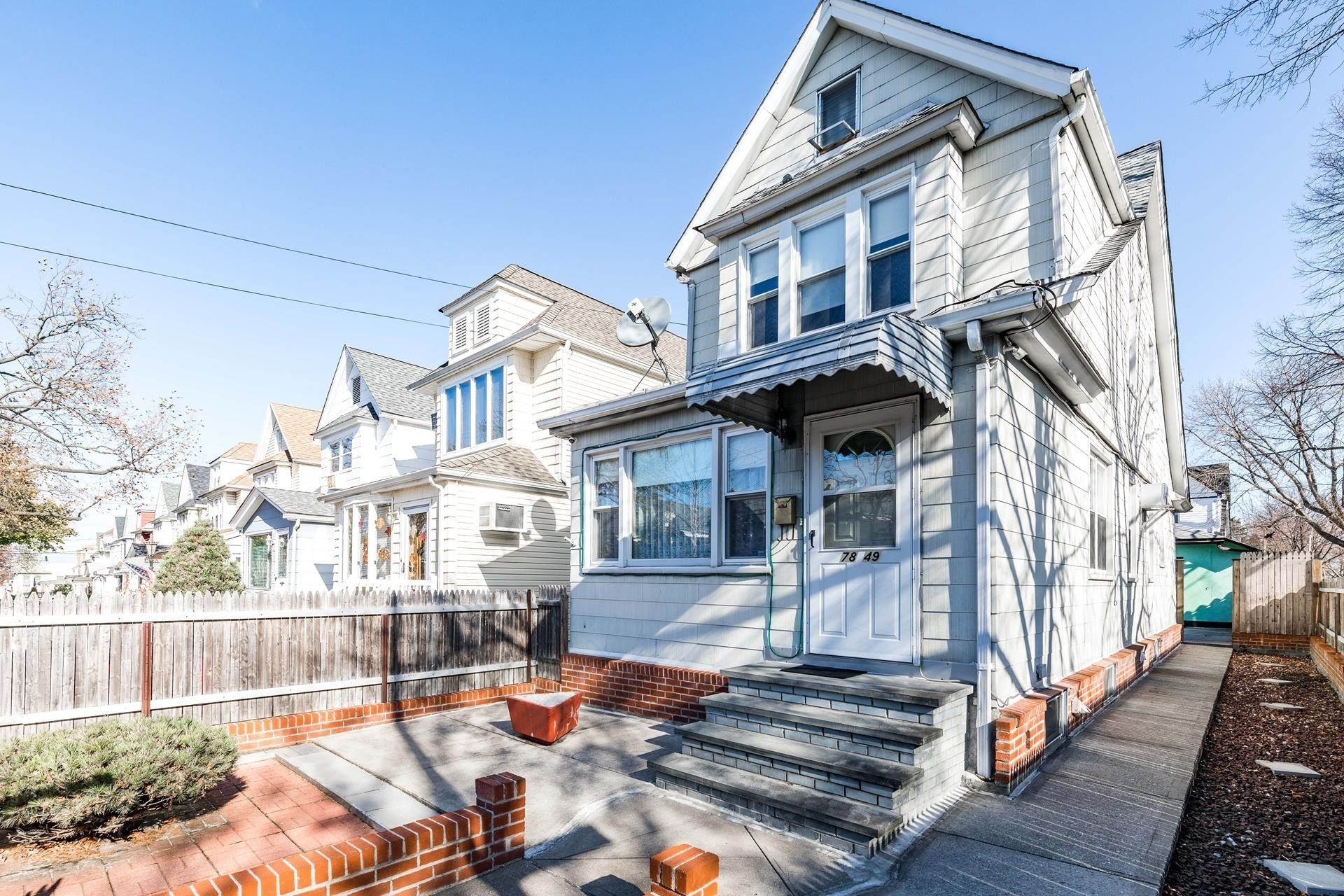 Single Family Home at Glendale, Queens, NY 11385