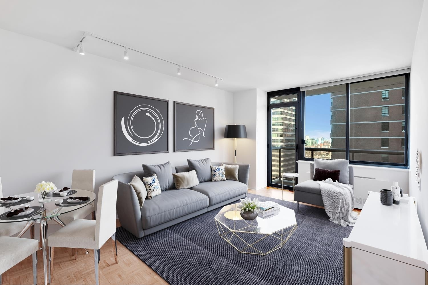 Condominium at 200 East 89th St, 17D Yorkville, New York, NY 10128