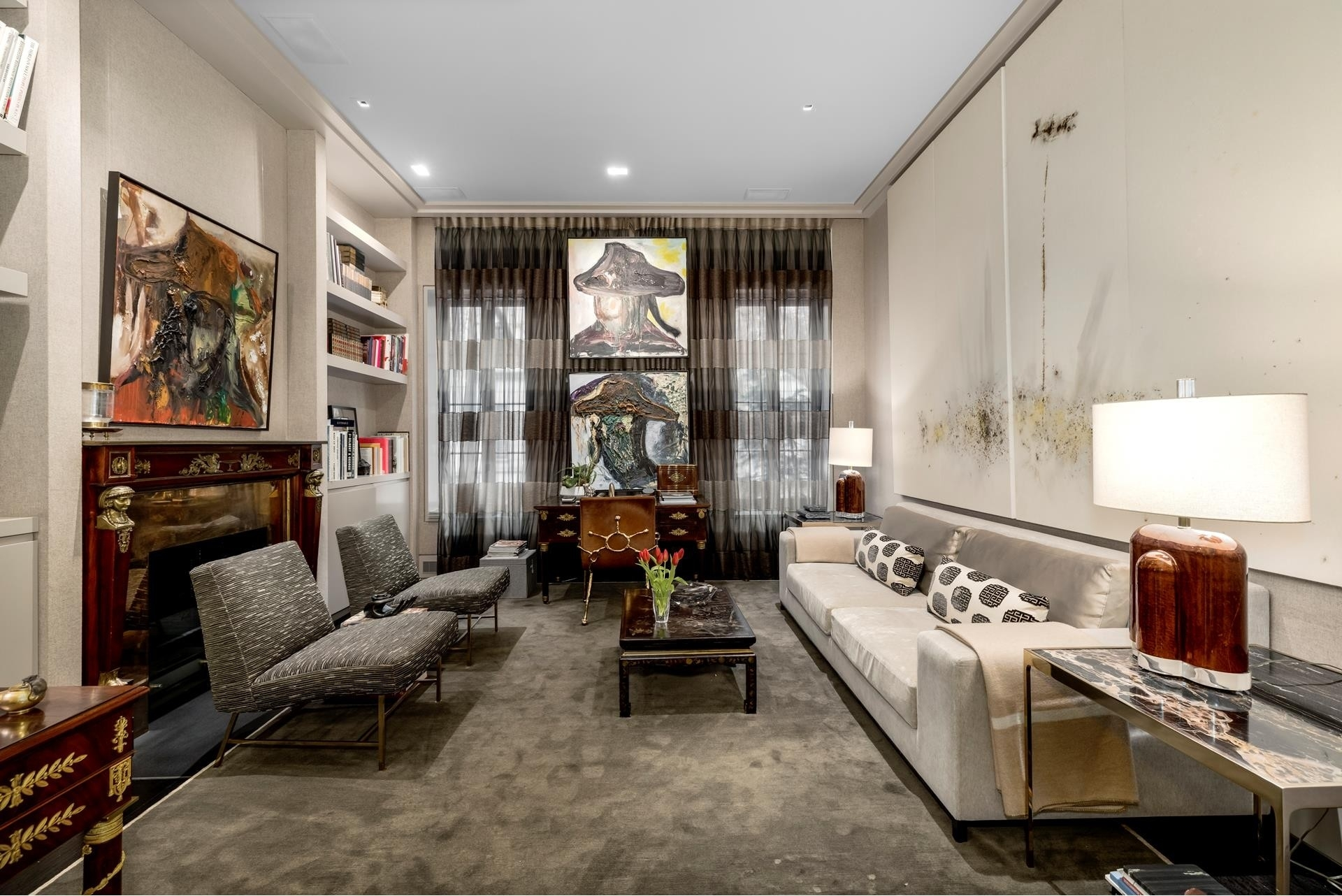 Single Family Townhouse for Sale at Lenox Hill, New York, NY 10065