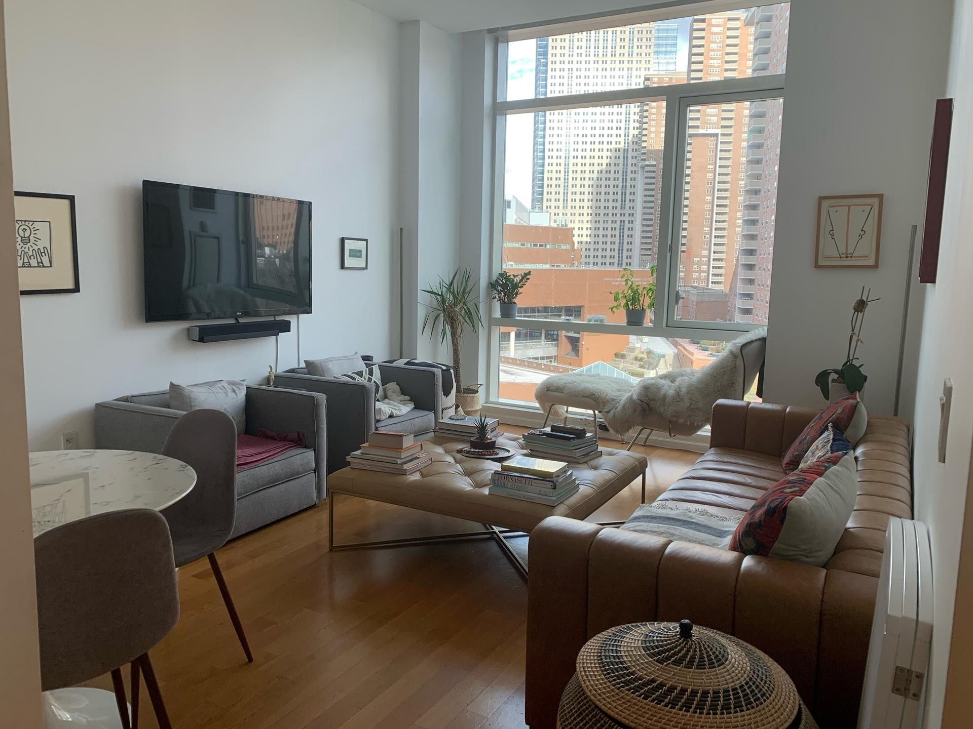 Property at 200 Chambers St, 7N TriBeCa, New York, NY 10007