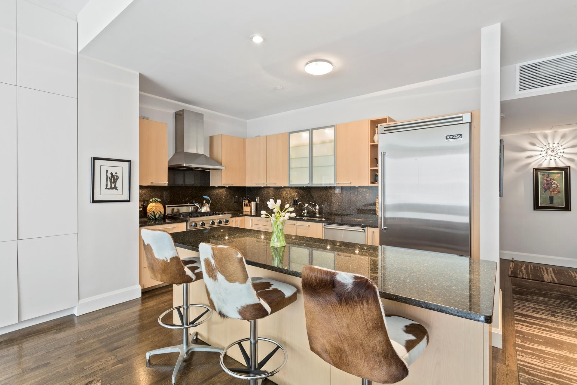 Condominium for Sale at The Lion's Head Condominium, 121 West 19th St, 7E Chelsea, New York, NY 10011