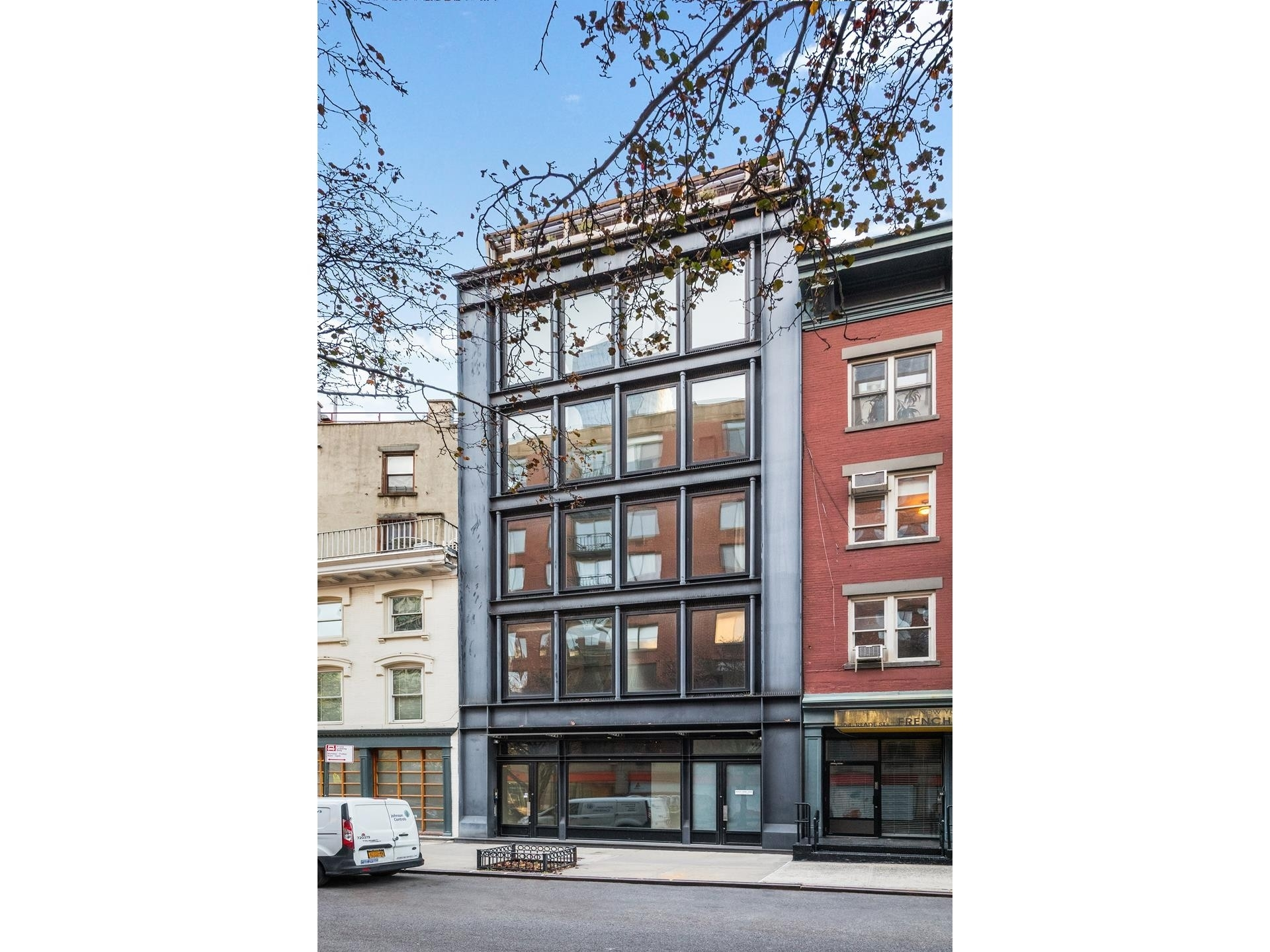 Single Family Townhouse for Sale at TriBeCa, New York, NY 10013