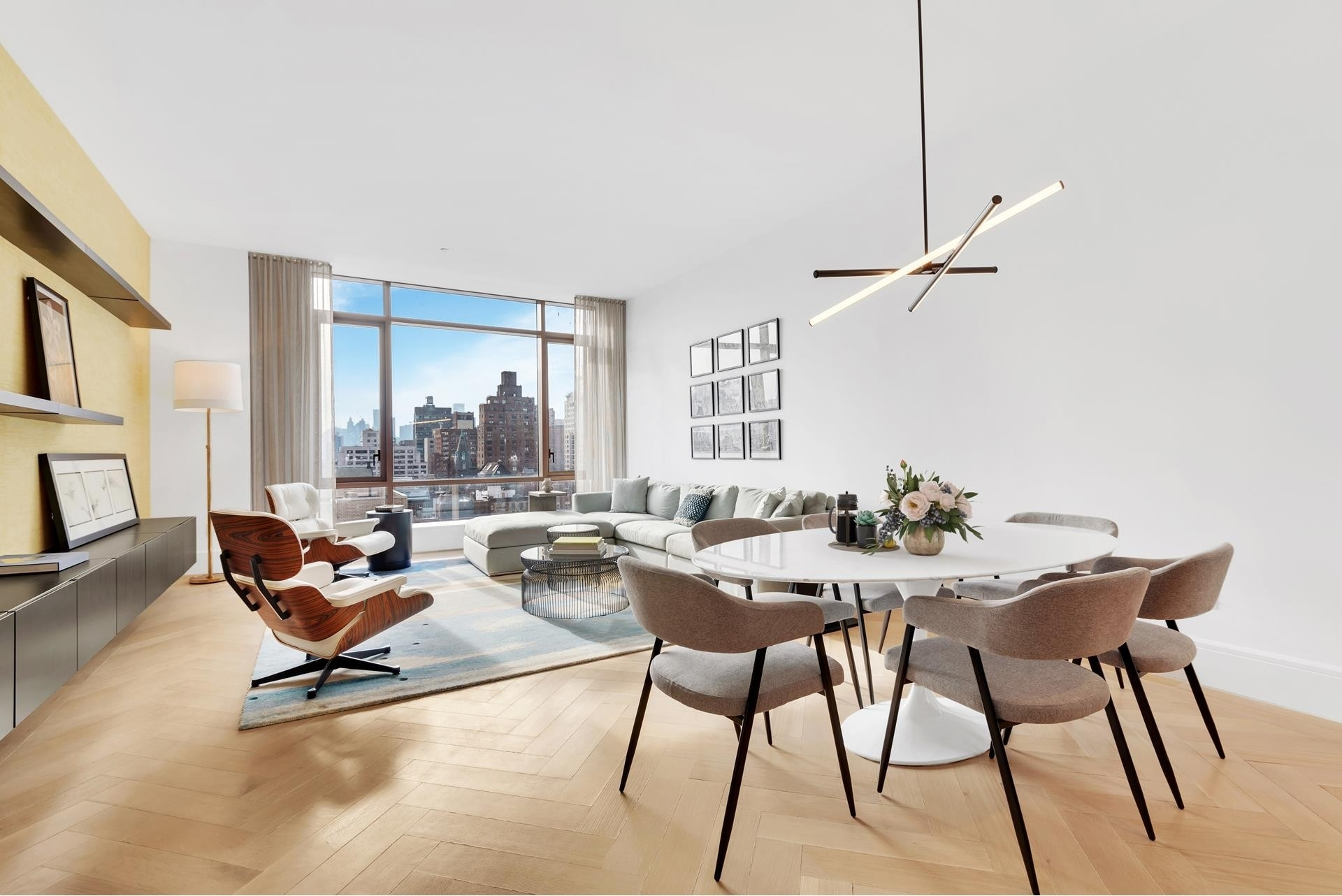 Condominium for Sale at Gramercy Square, 215 East 19th St, 7G Gramercy Park, New York, NY 10003