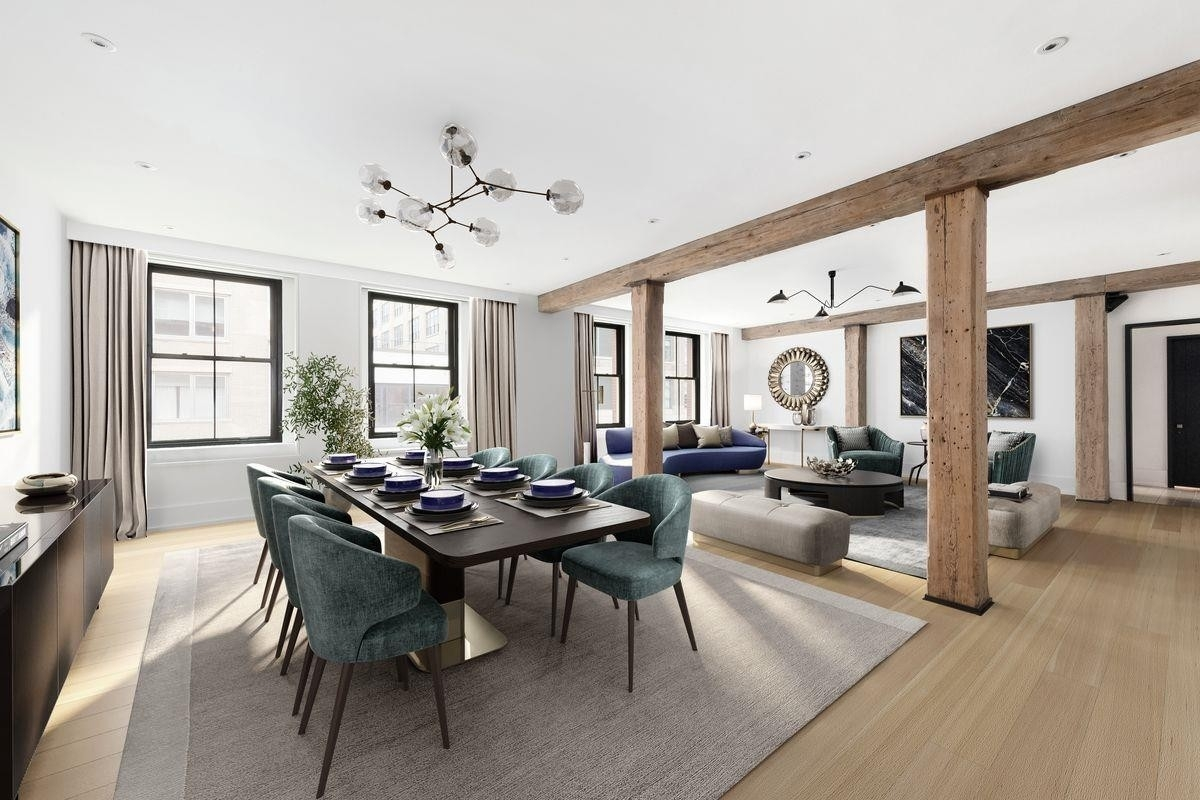 Condominium for Sale at 443 Greenwich St, 3F TriBeCa, New York, NY 10013