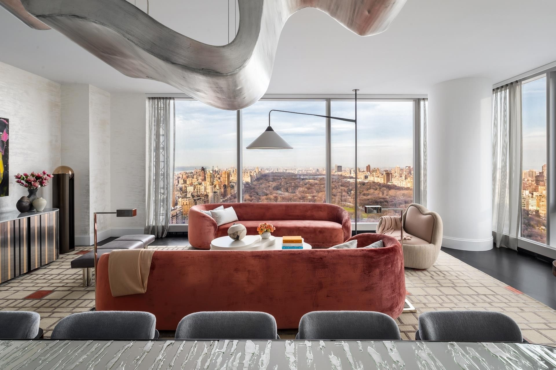 Condominium for Sale at Central Park Tower, 217 West 57th St, 47C Midtown West, New York, NY 10019