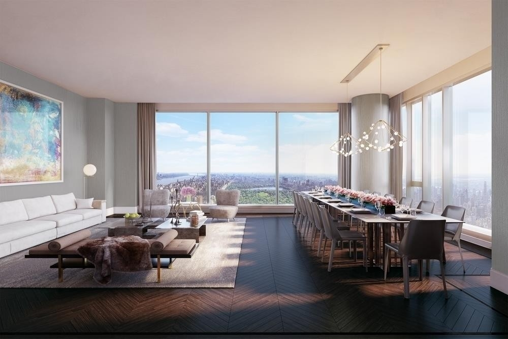 Condominium 為 特賣 在 Central Park Tower, 217 W 57TH ST , 86E Midtown West, 纽约, NY 10019